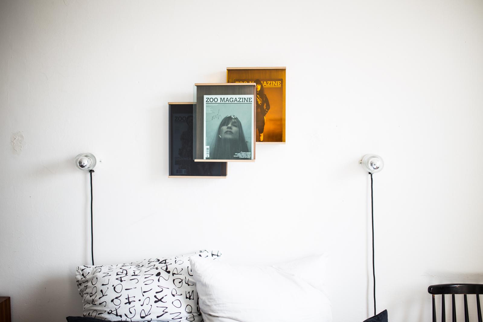 Homestory in Hamburg Ottensen // Schlafzimmer