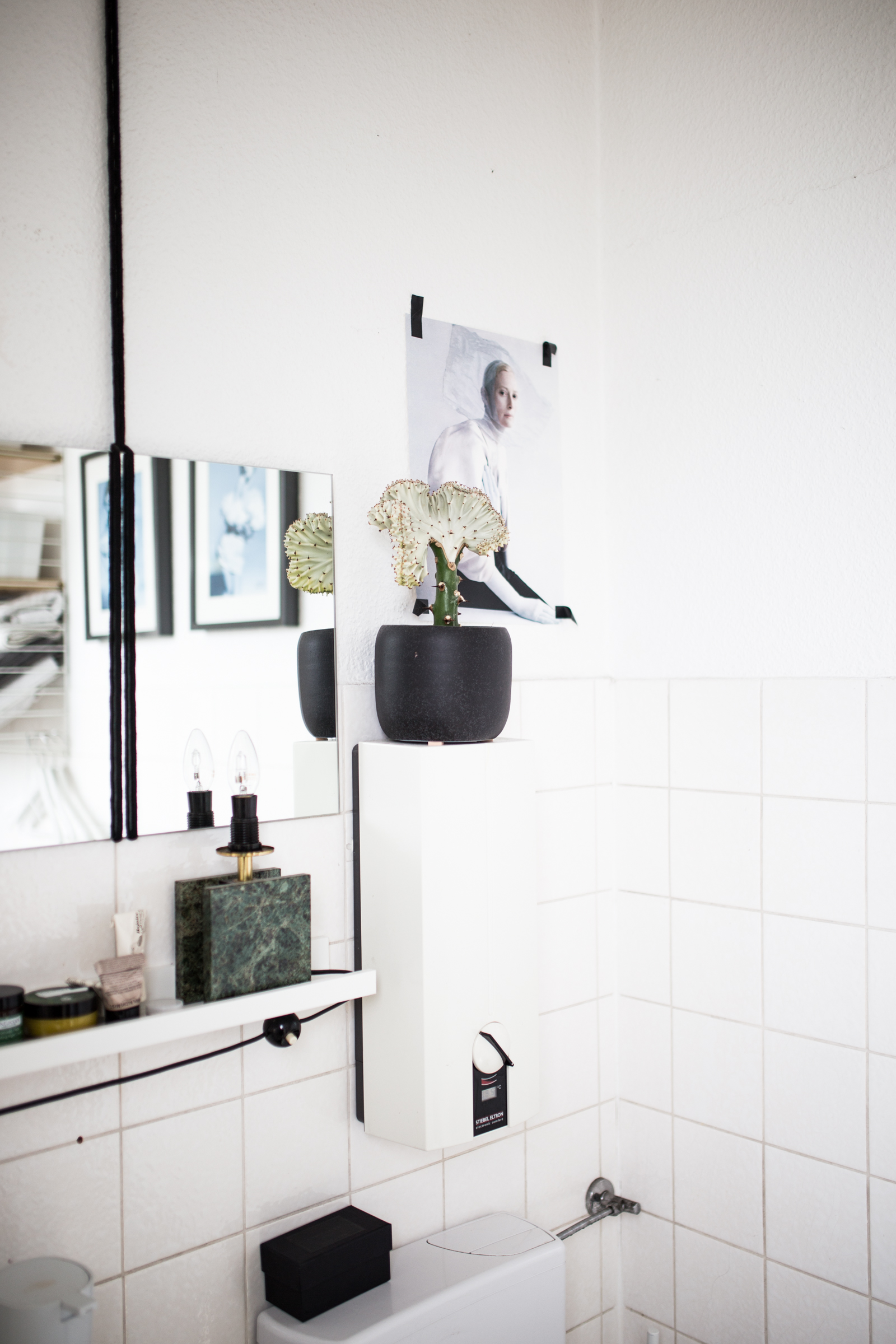 Homestory in Hamburg Ottensen // Bathroom