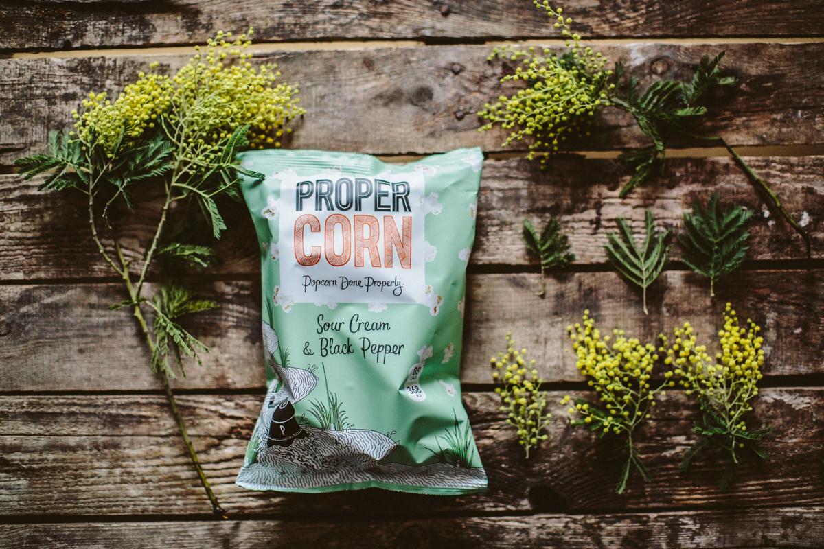 A little bit brighter - Proper Corn