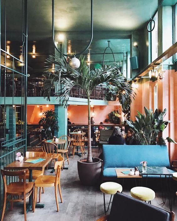 Bar Botanique in Amsterdam