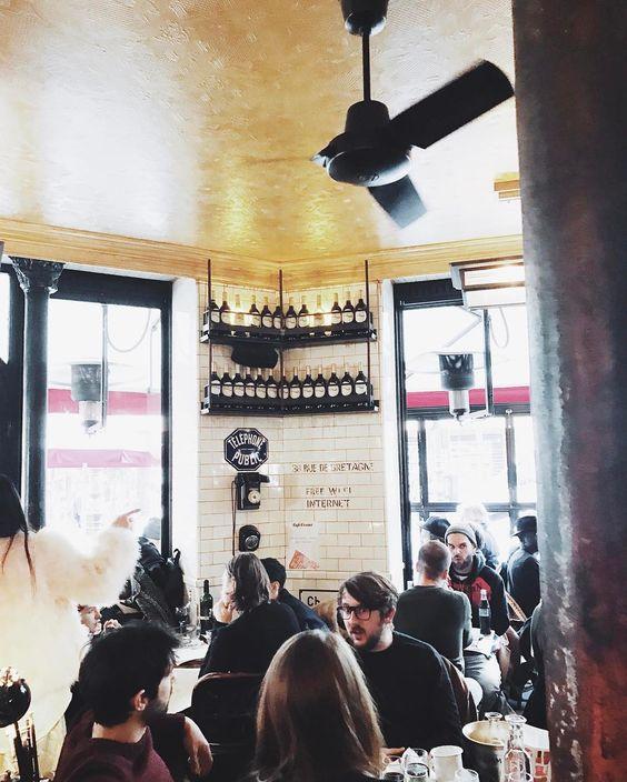 Cafe Charlot - Paris