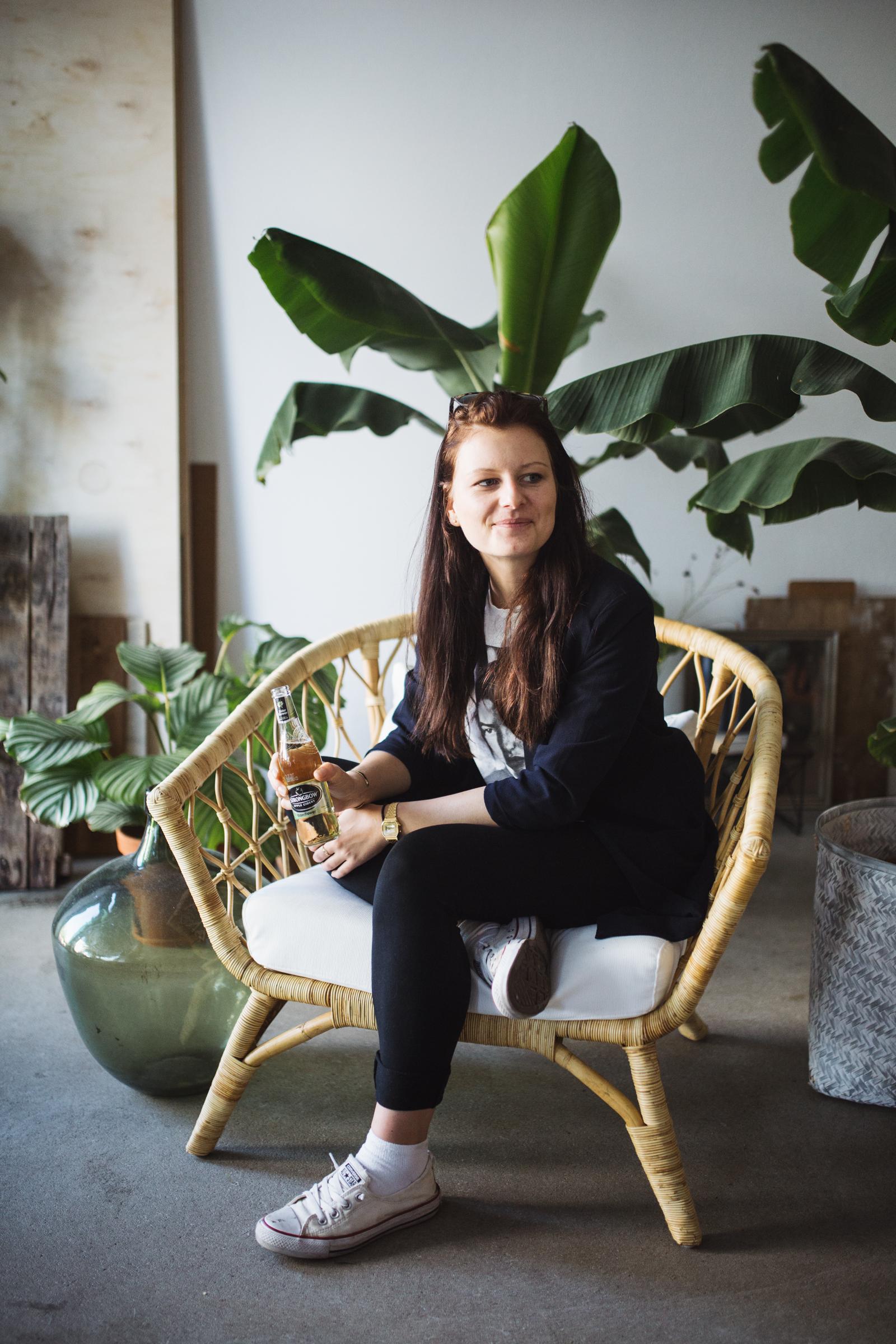 Talk unter Palmen - mit Claudetta Böttcher