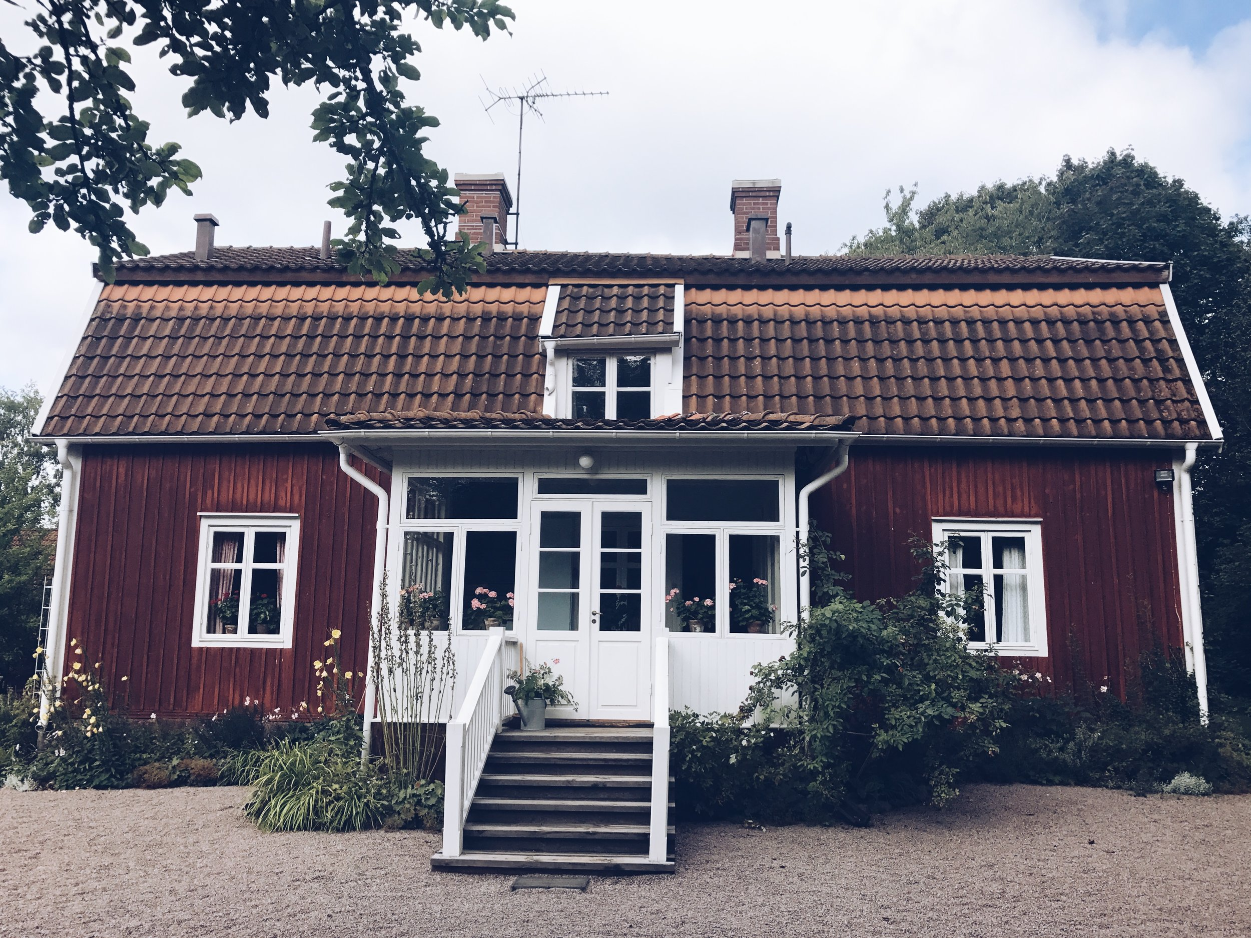 Elternhaus von Astrid Lindgren
