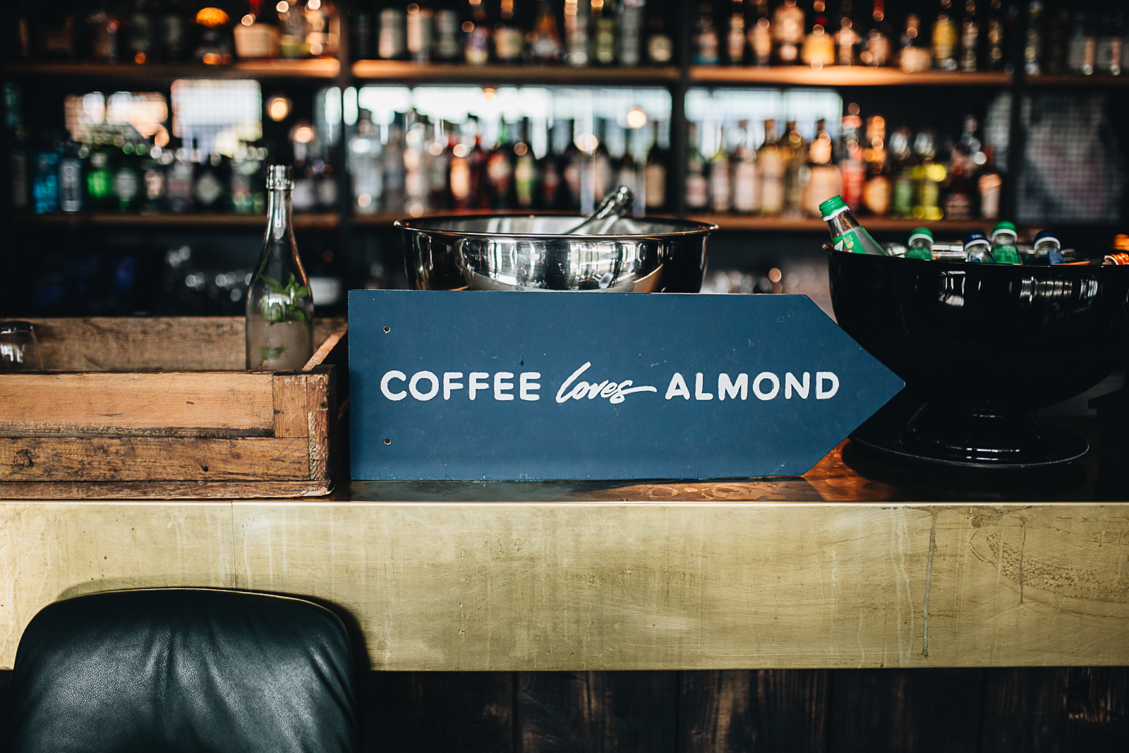 Coffee loves Almond: Endlich perfekter veganer Kaffeegenuss