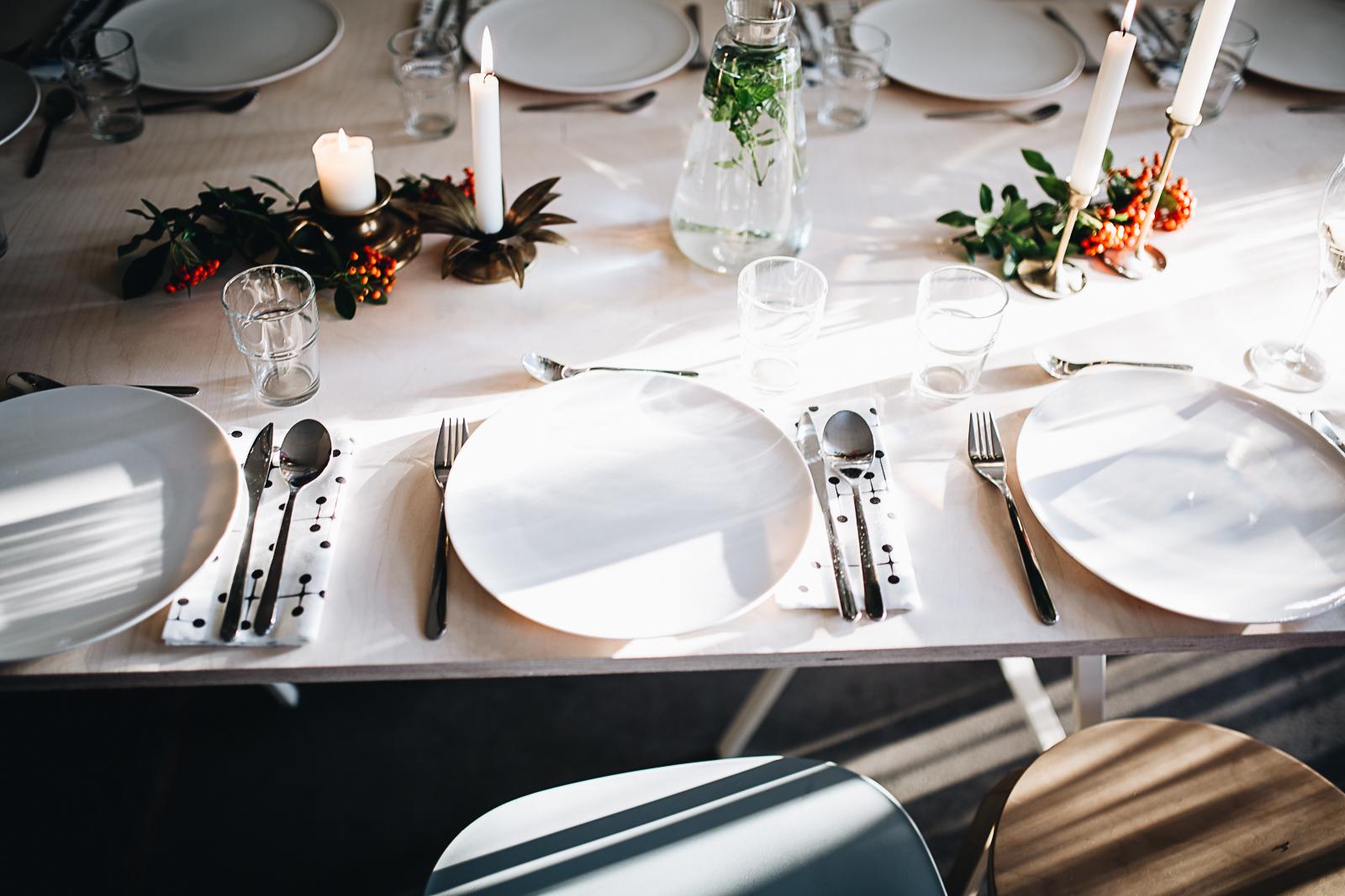 Herzlich willkommen zur exklusiven Dinnerjahreszeit!