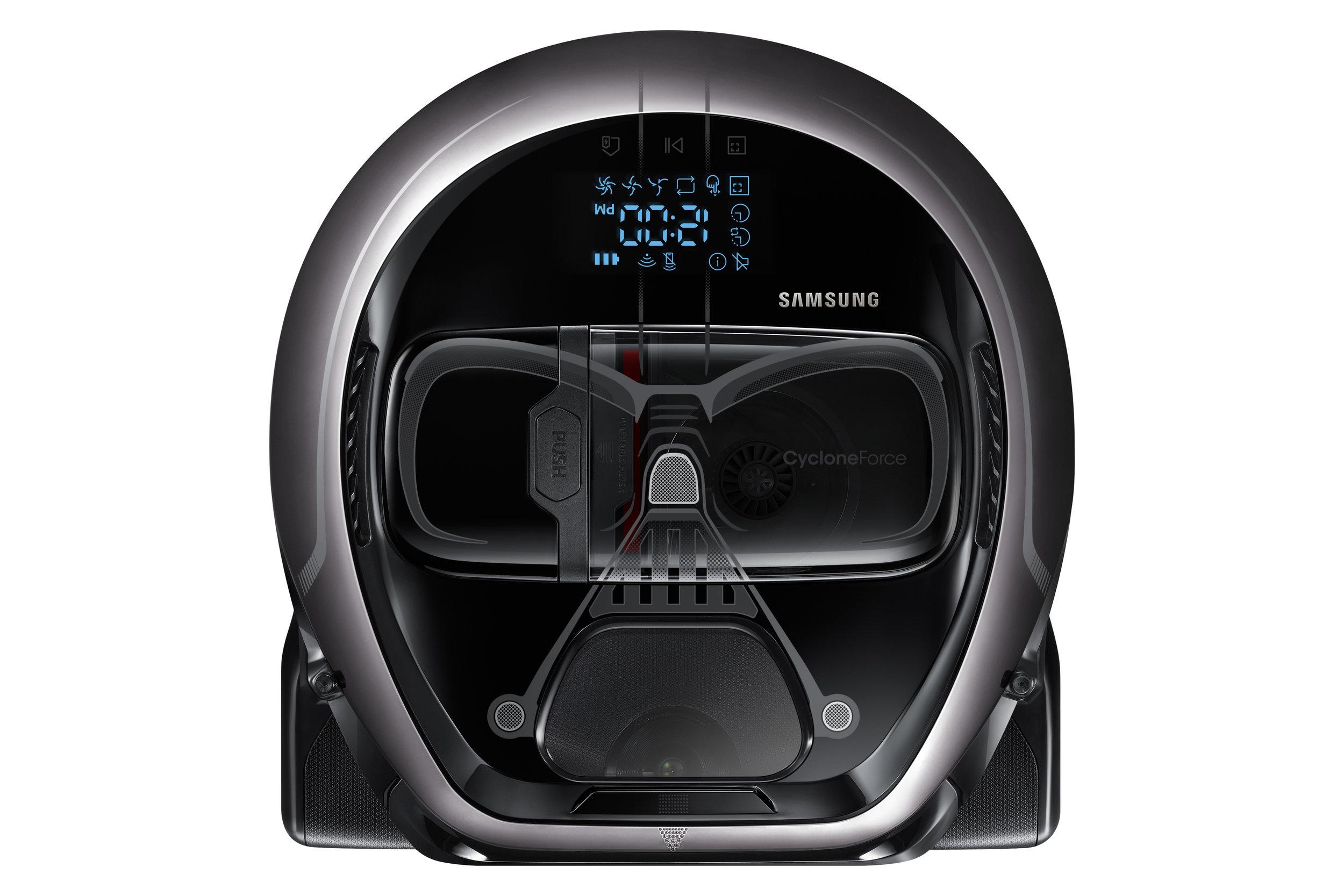 Staubsauger-Roboter von Samsung