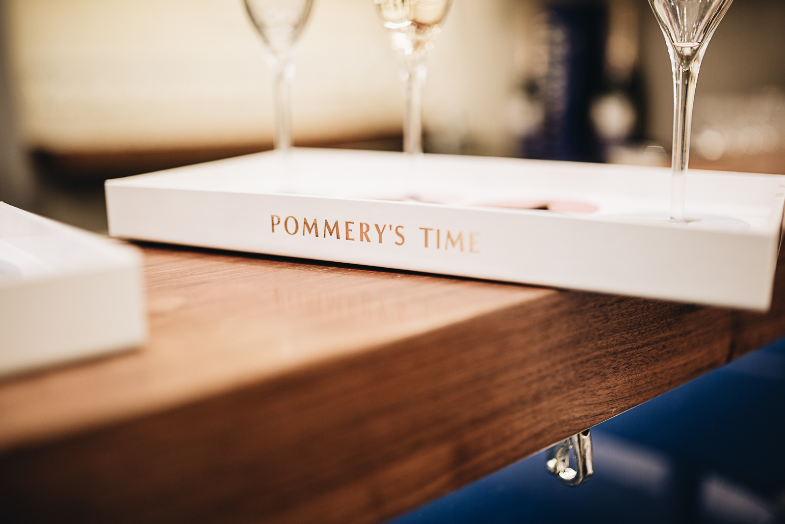 Kleiner Abstecher an die Champagnerbar