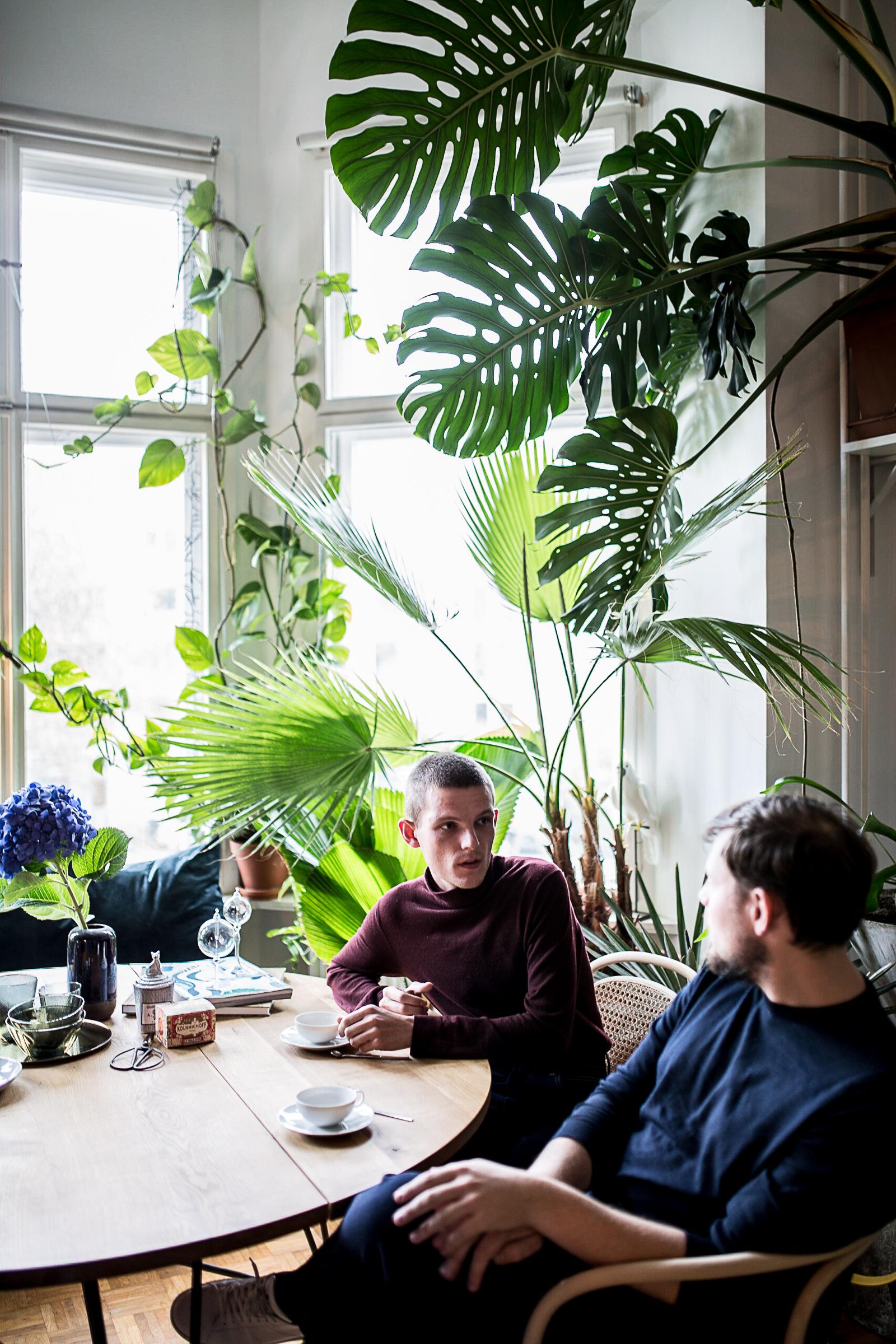 Auf eine Tasse Tee bei Tim Labenda