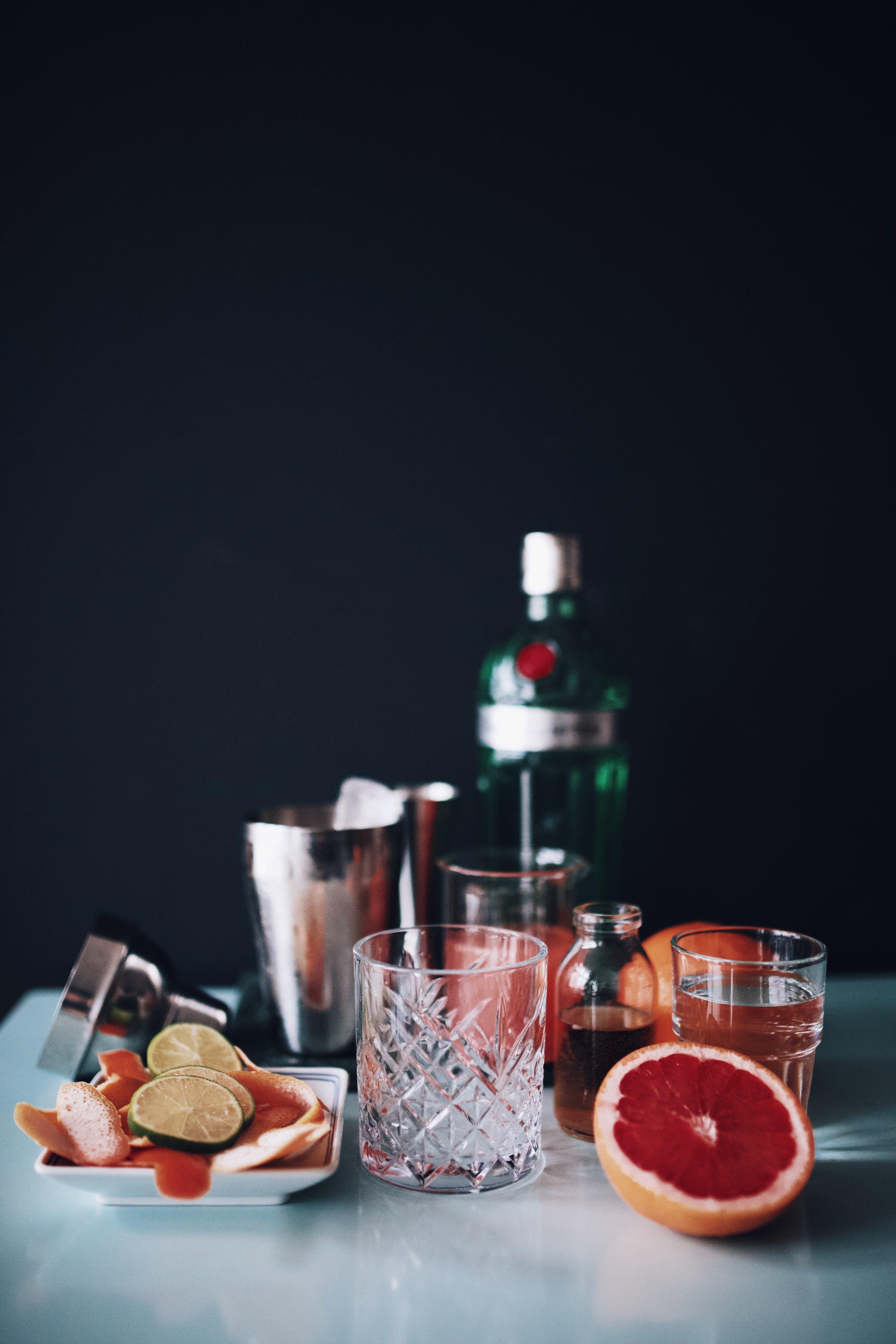 Friday-Drink: PINK SHADDOCK
