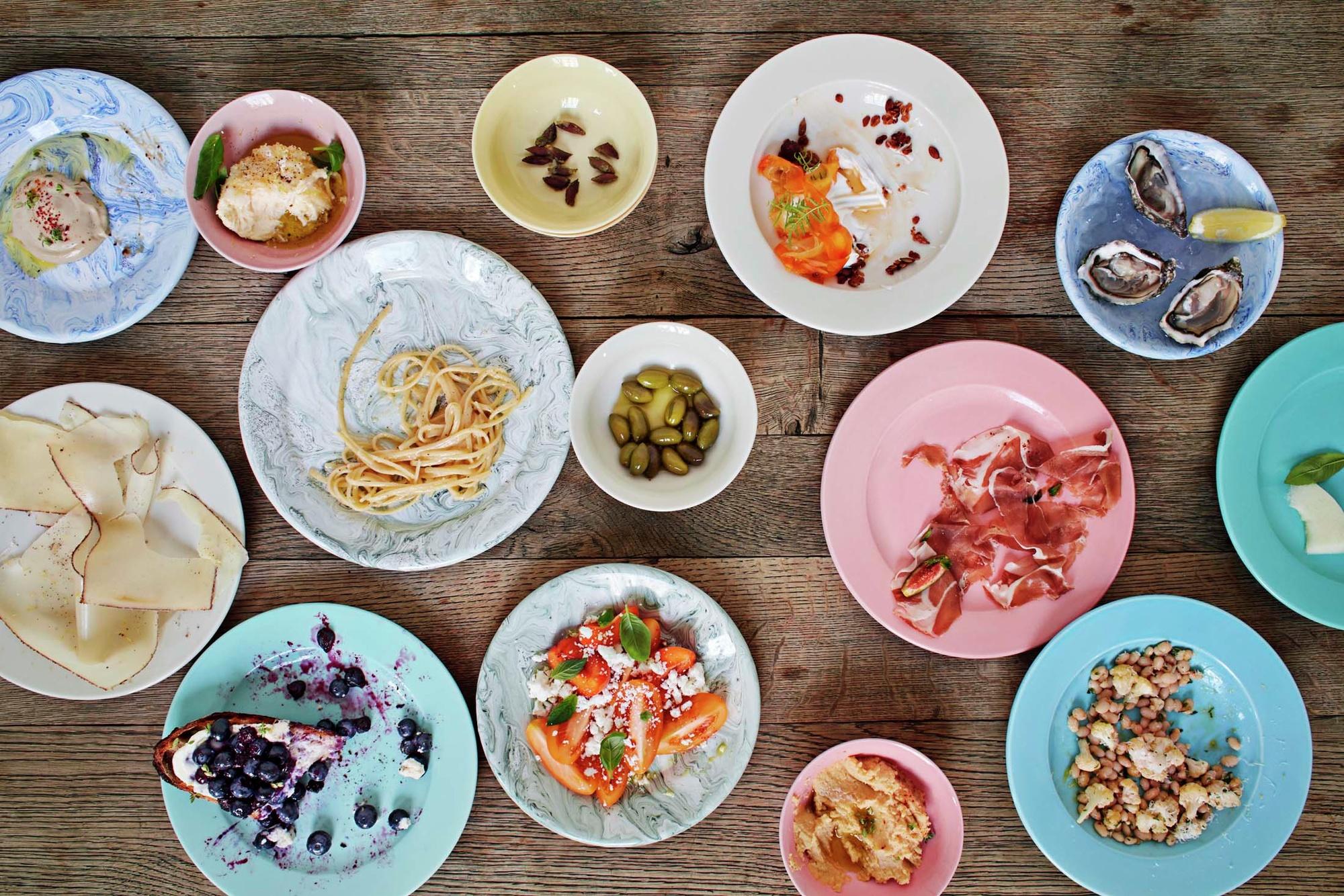 HAY Kitchen Market Lookbook