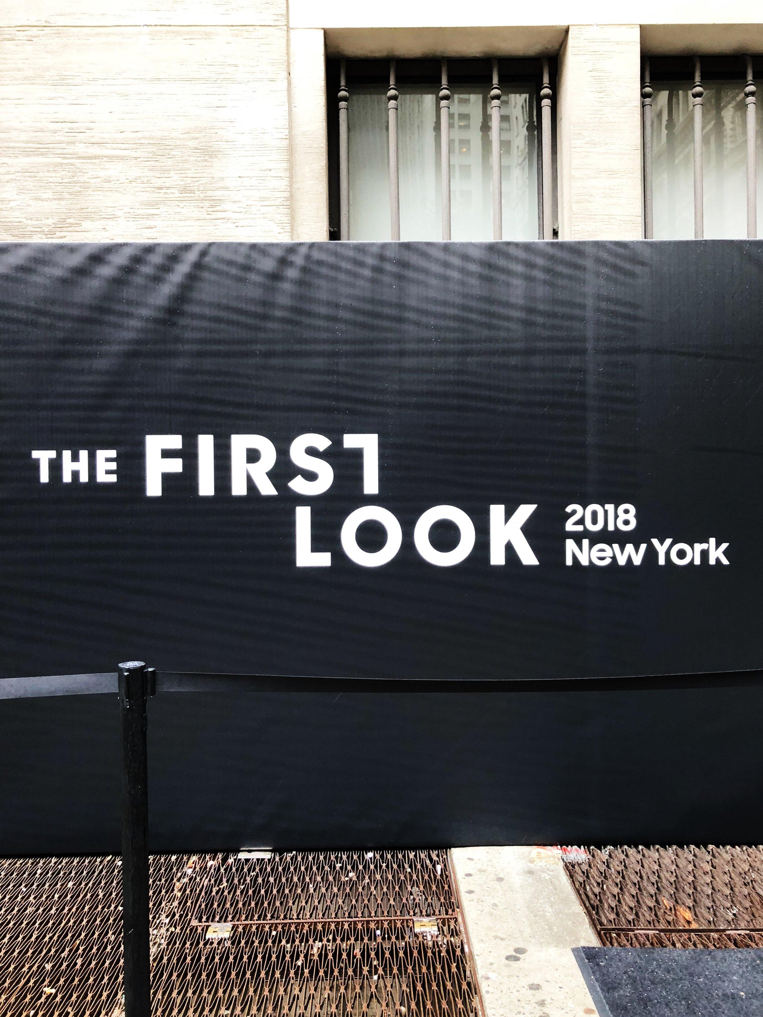 New York New York- First Look