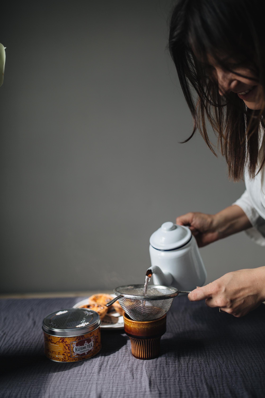 Auf eine Tasse Tee mit… Valeria Popov von Monkind