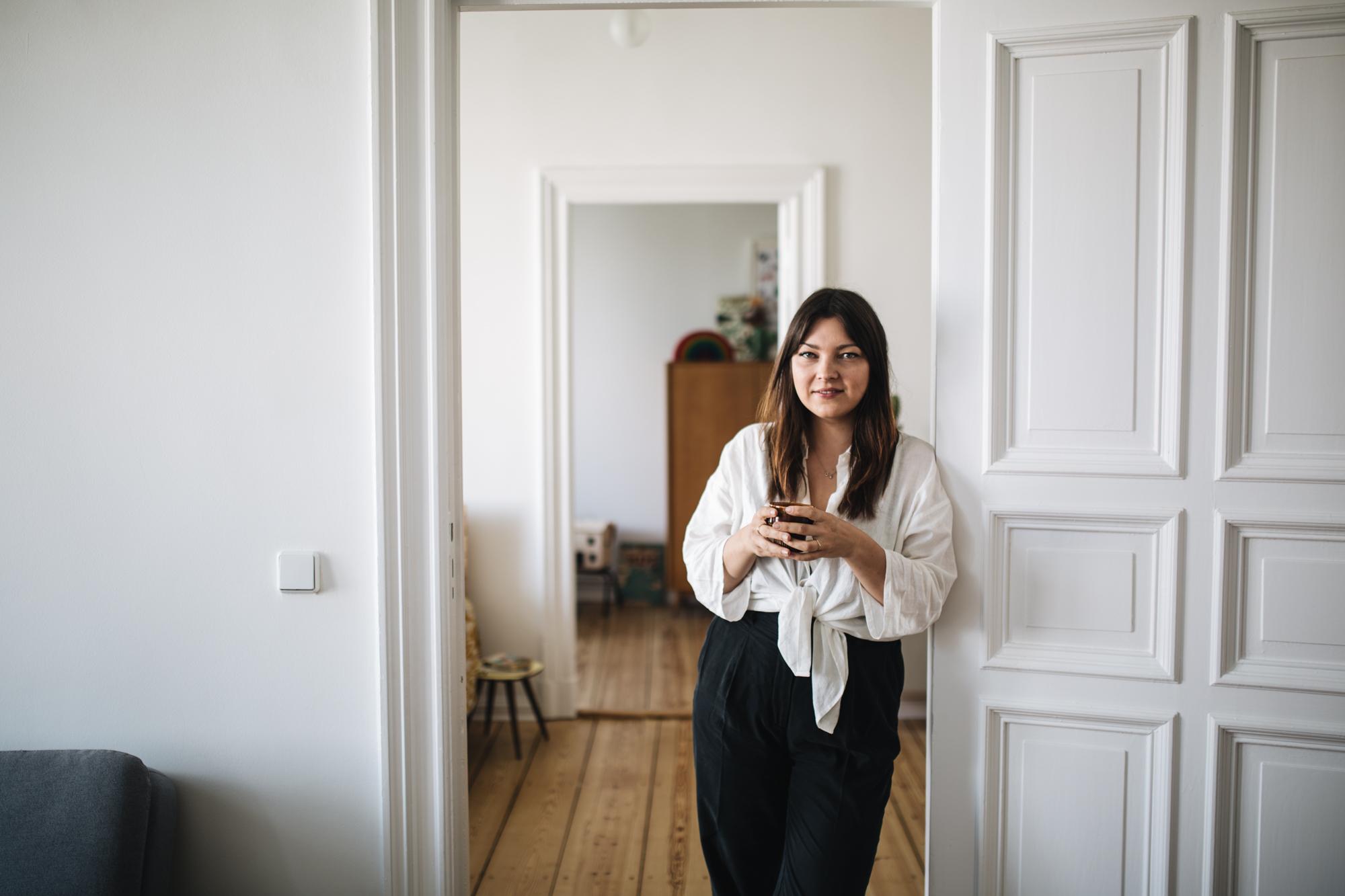 Zu Besuch bei Valeria Popov