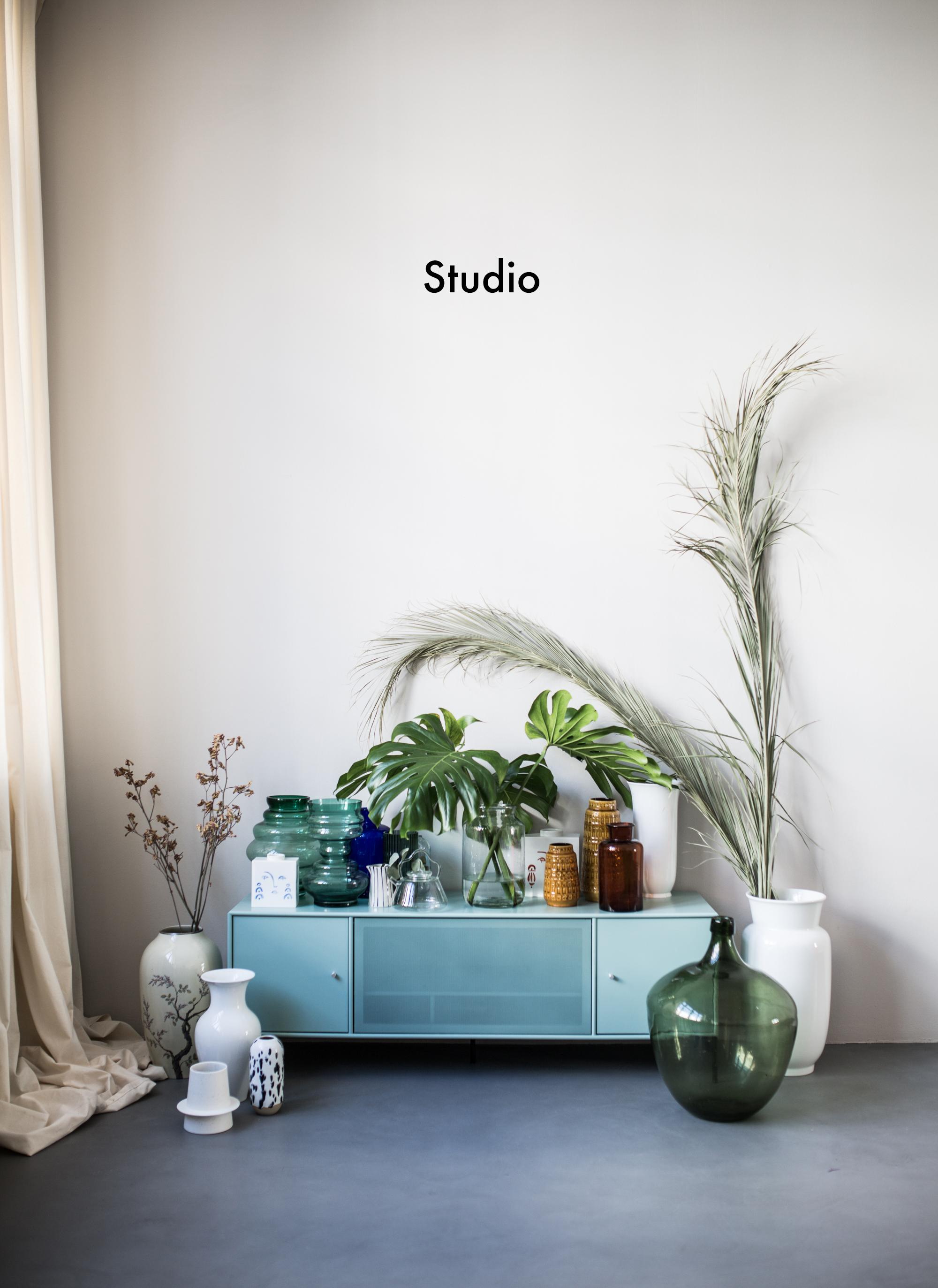 Inside Herz&Blut with Montana: Studio