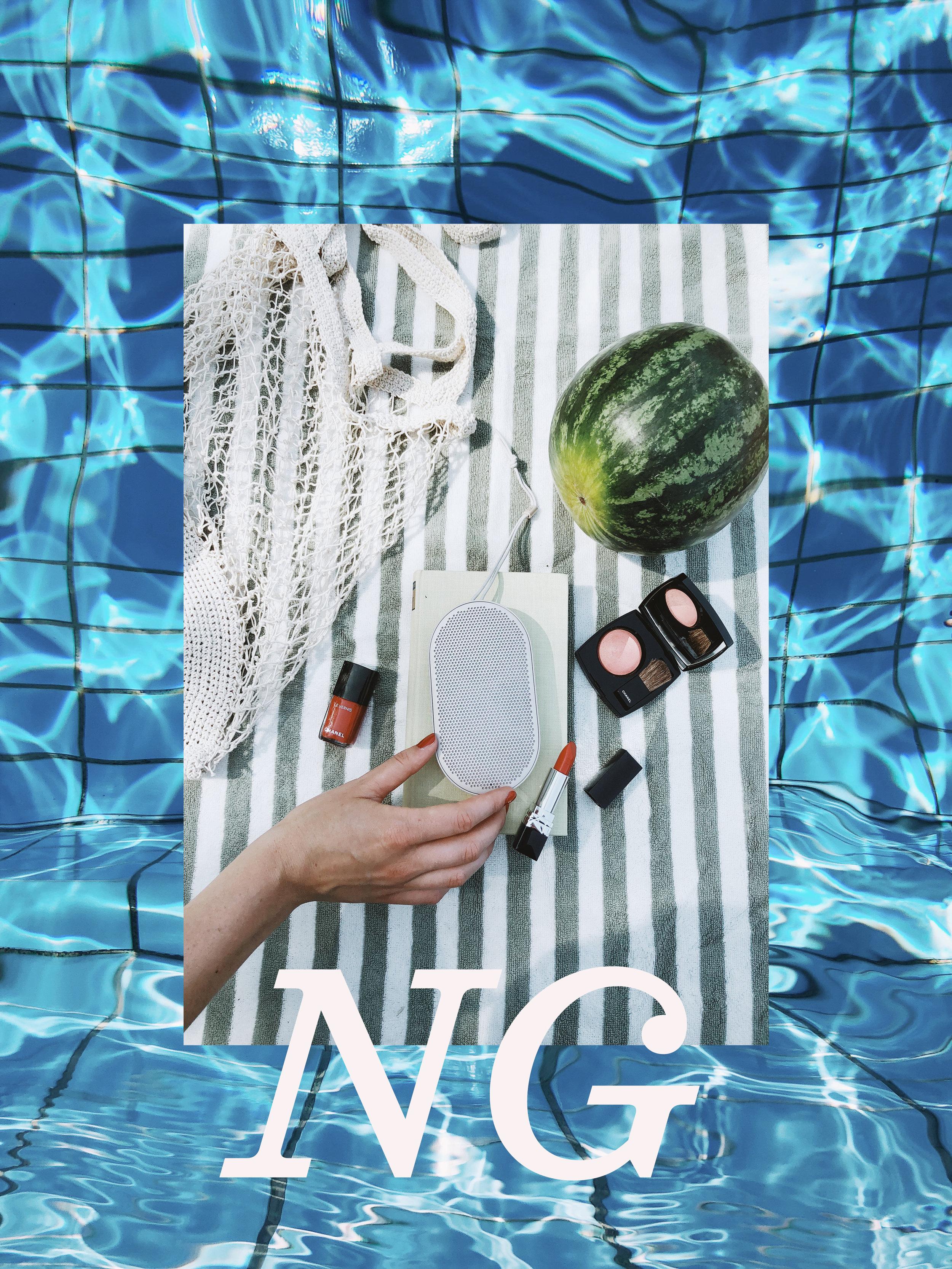 Werbung | Swimmingpool Essentials