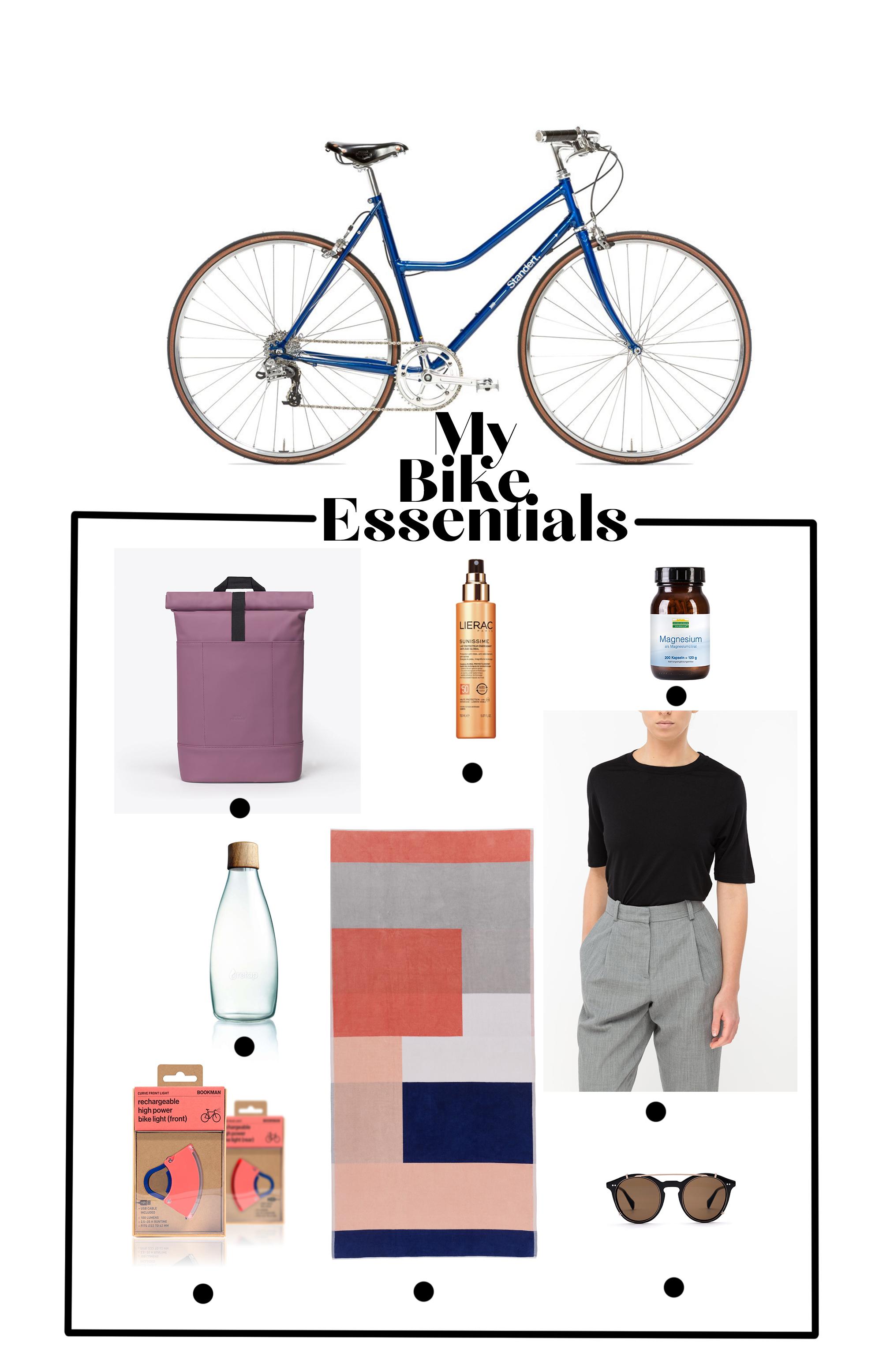 My Bike Essentials
