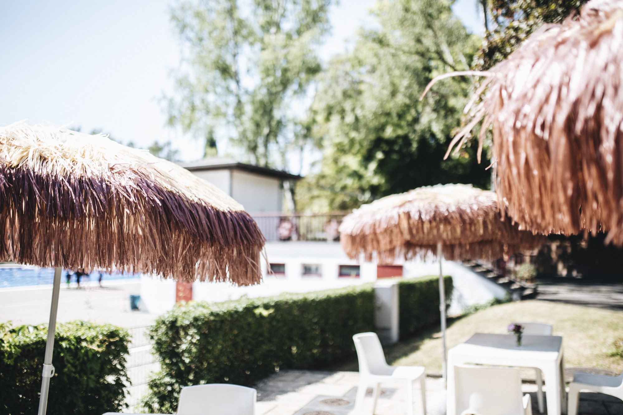 Zu Besuch im Tropez