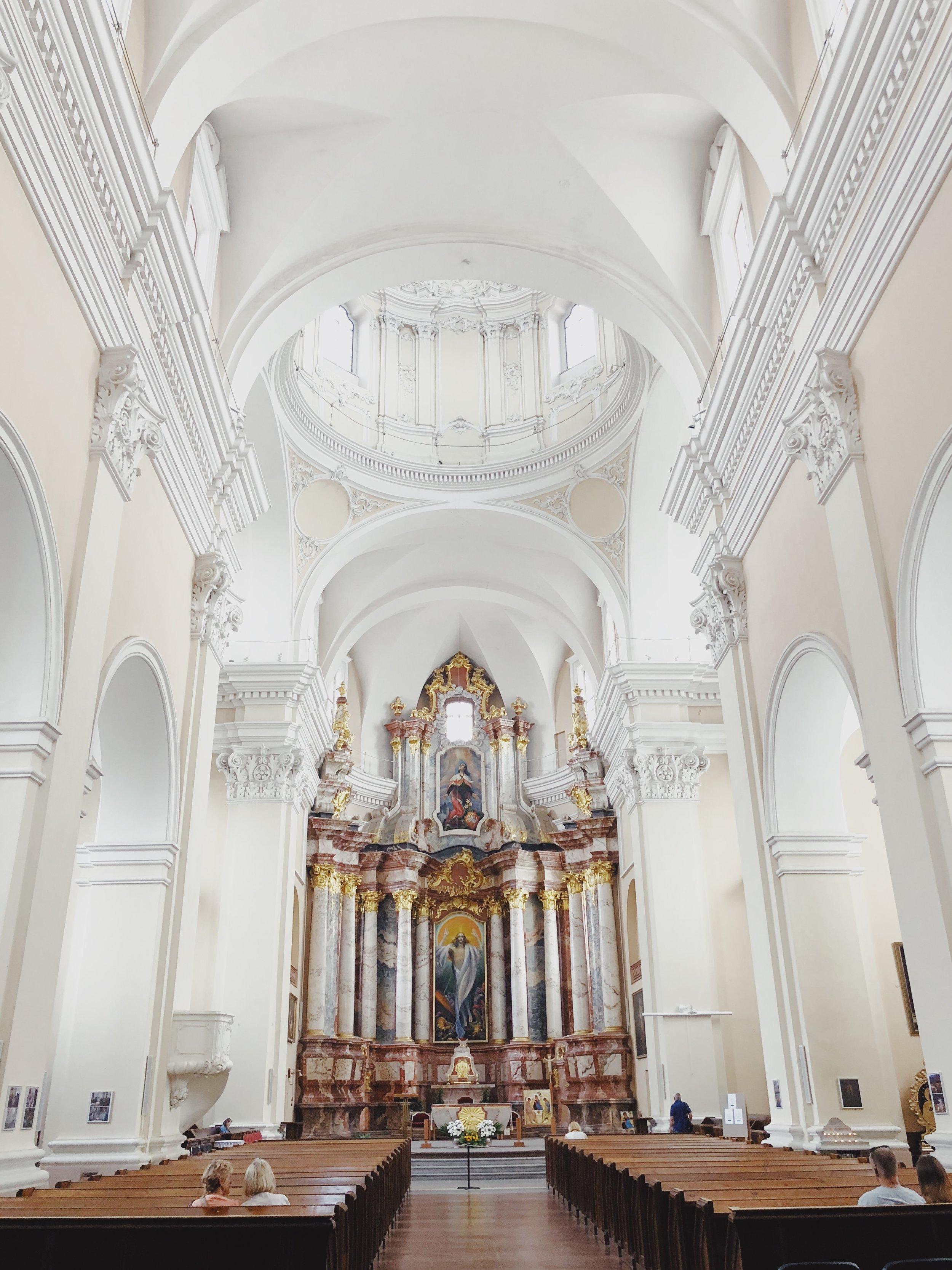 Vilnius Kirchen
