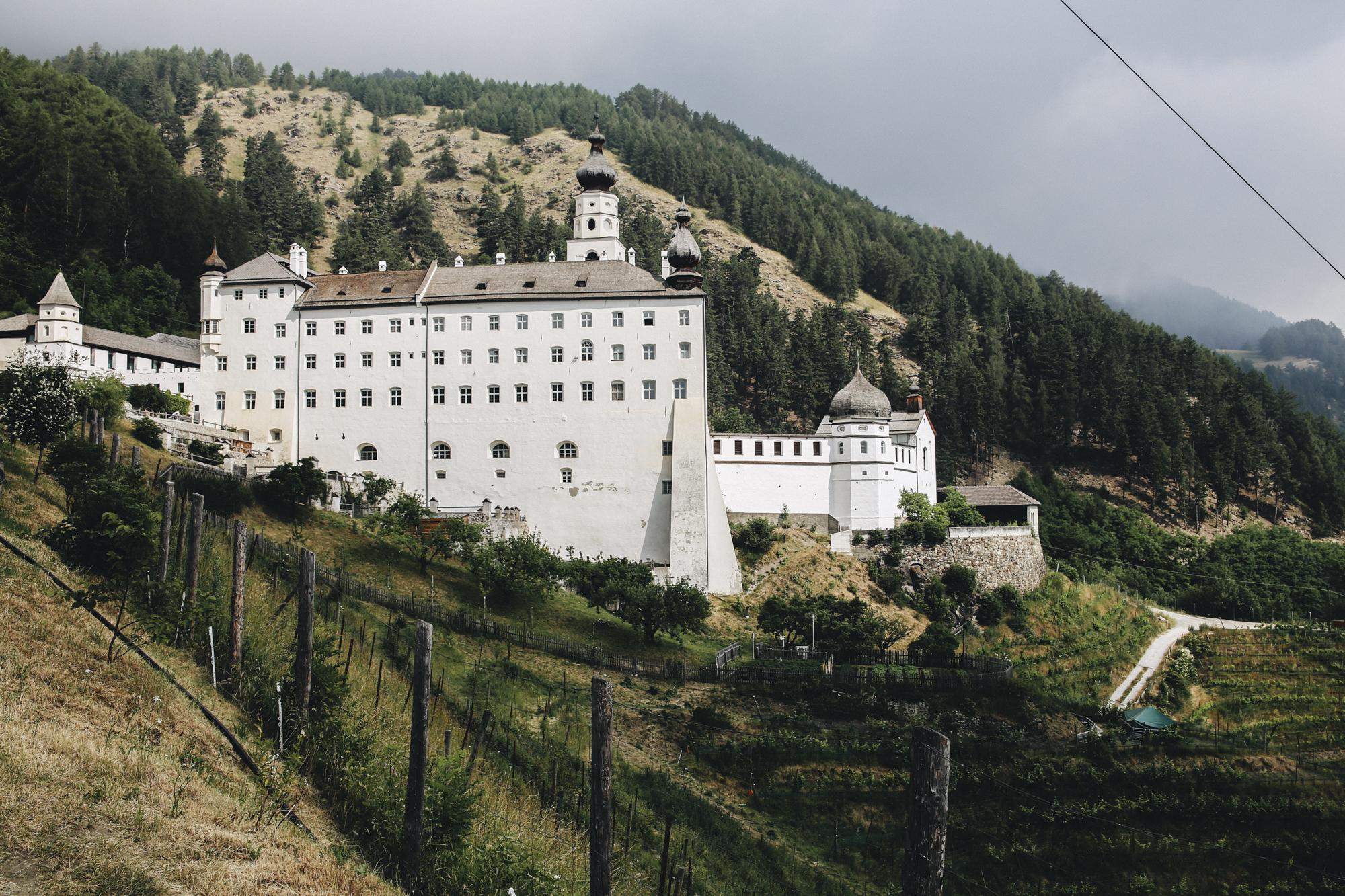 Kloster Marienberg in Burgeis Herz&Blut