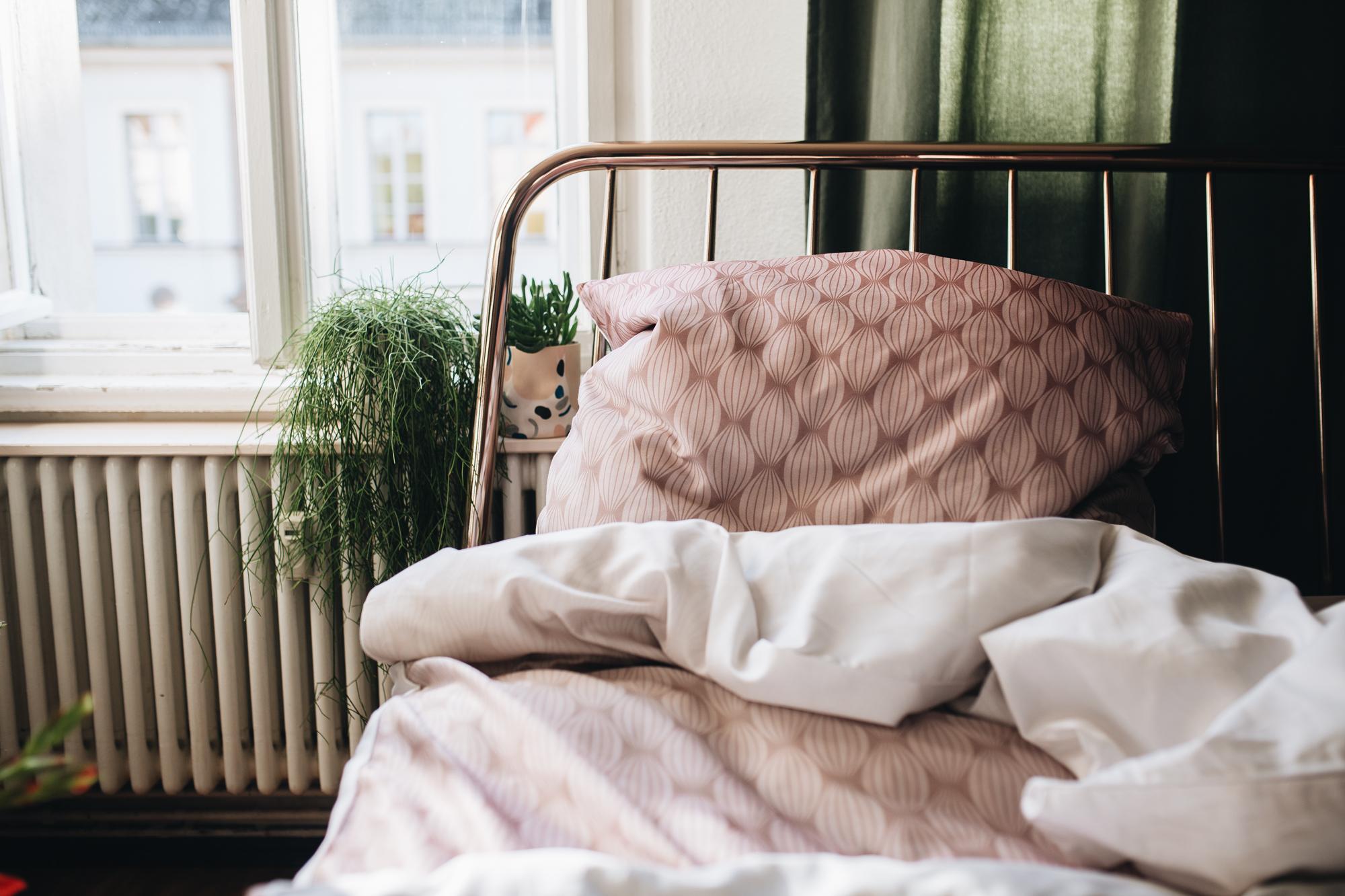 Unser Schlafzimmer Fresh-Up