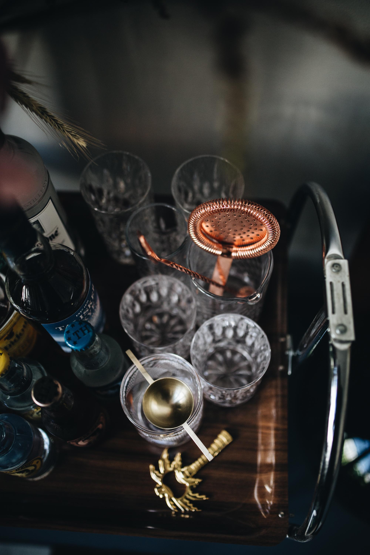 Cheers an der Hausbar! - Über ein Buch mit den feinsten Drinks zum Selbermixen