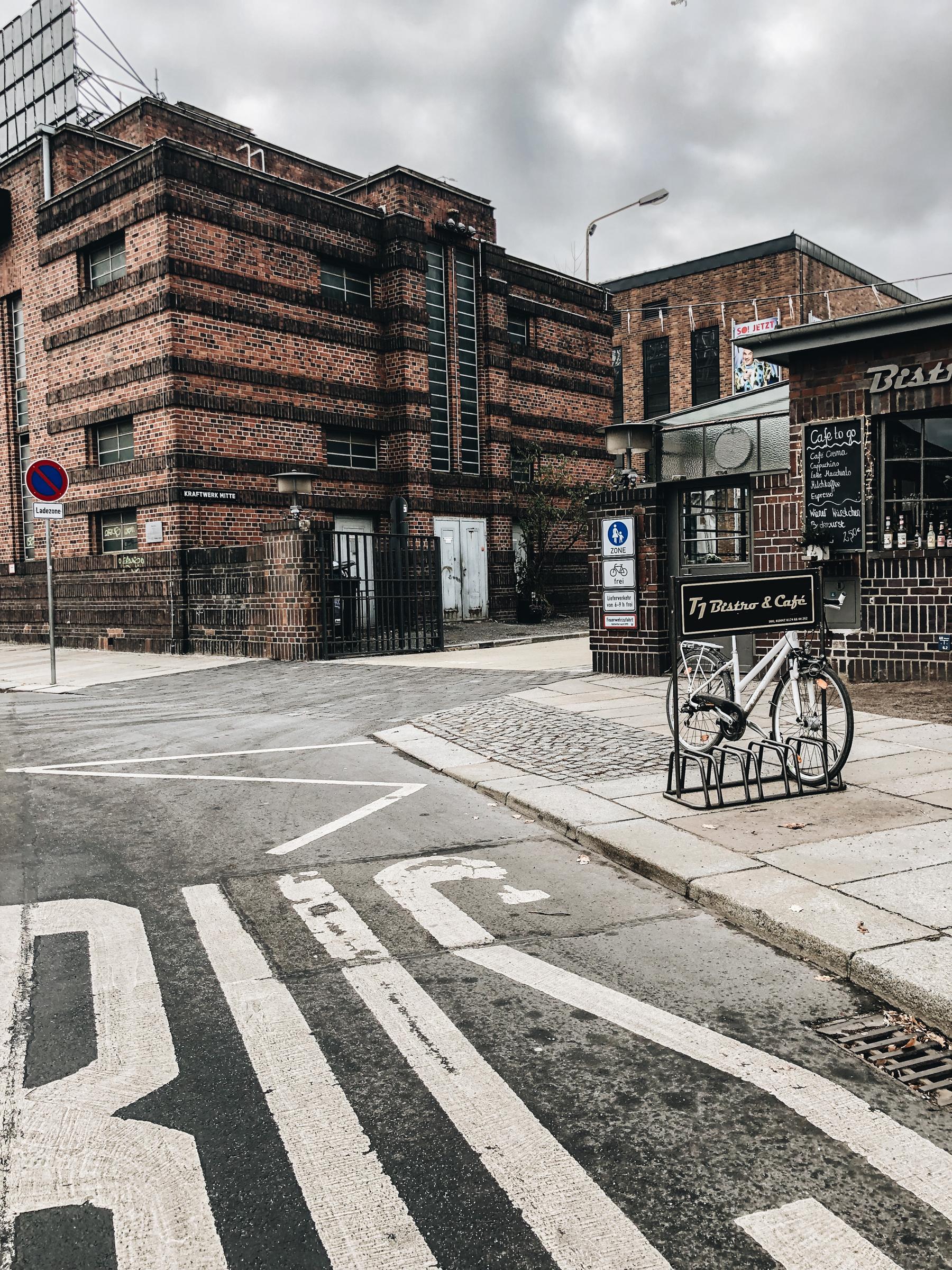 Kraftwerk Mitte Dresden