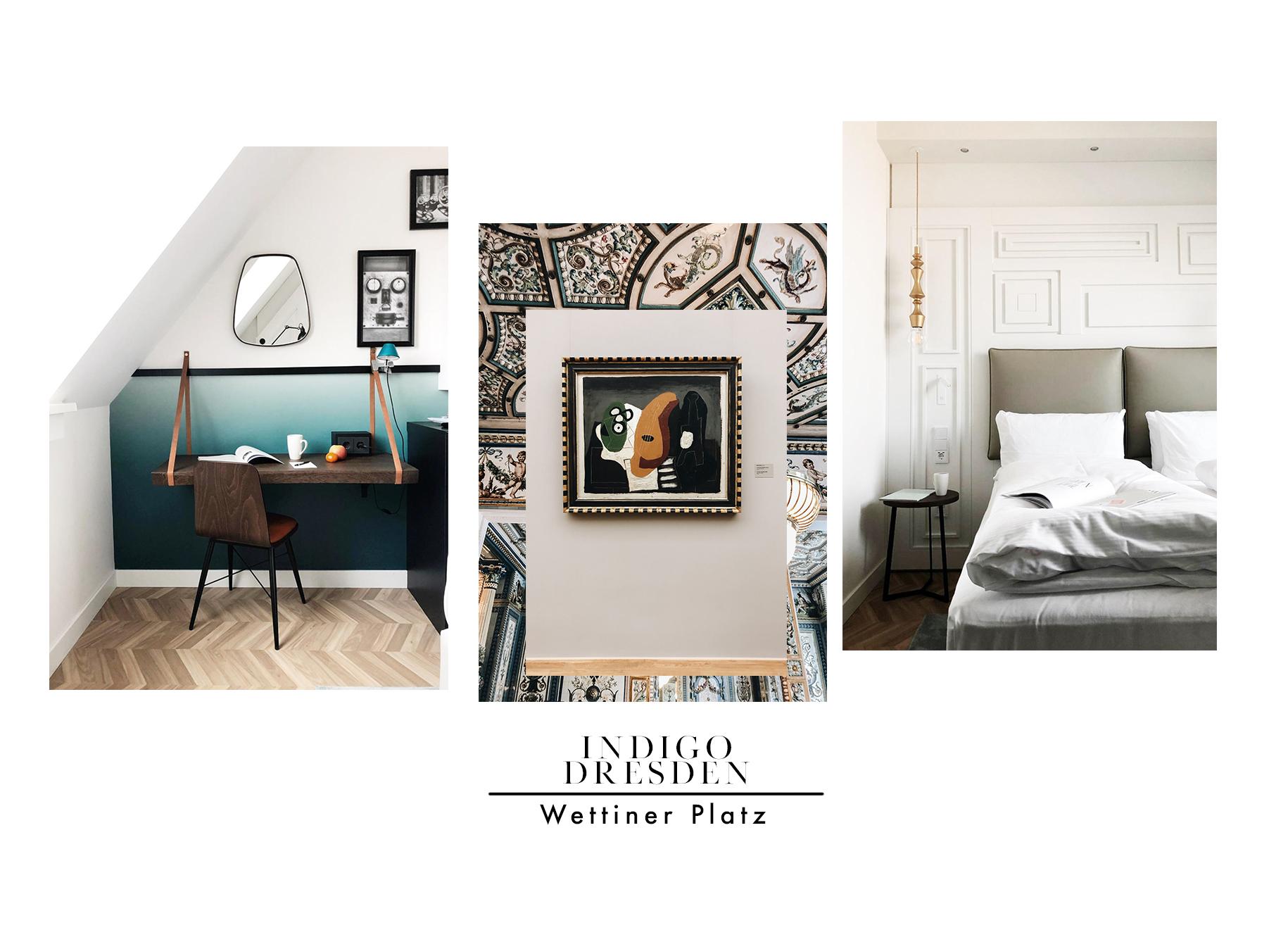 Zu Gast im Hotel Indigo Dresden – Wettiner Platz