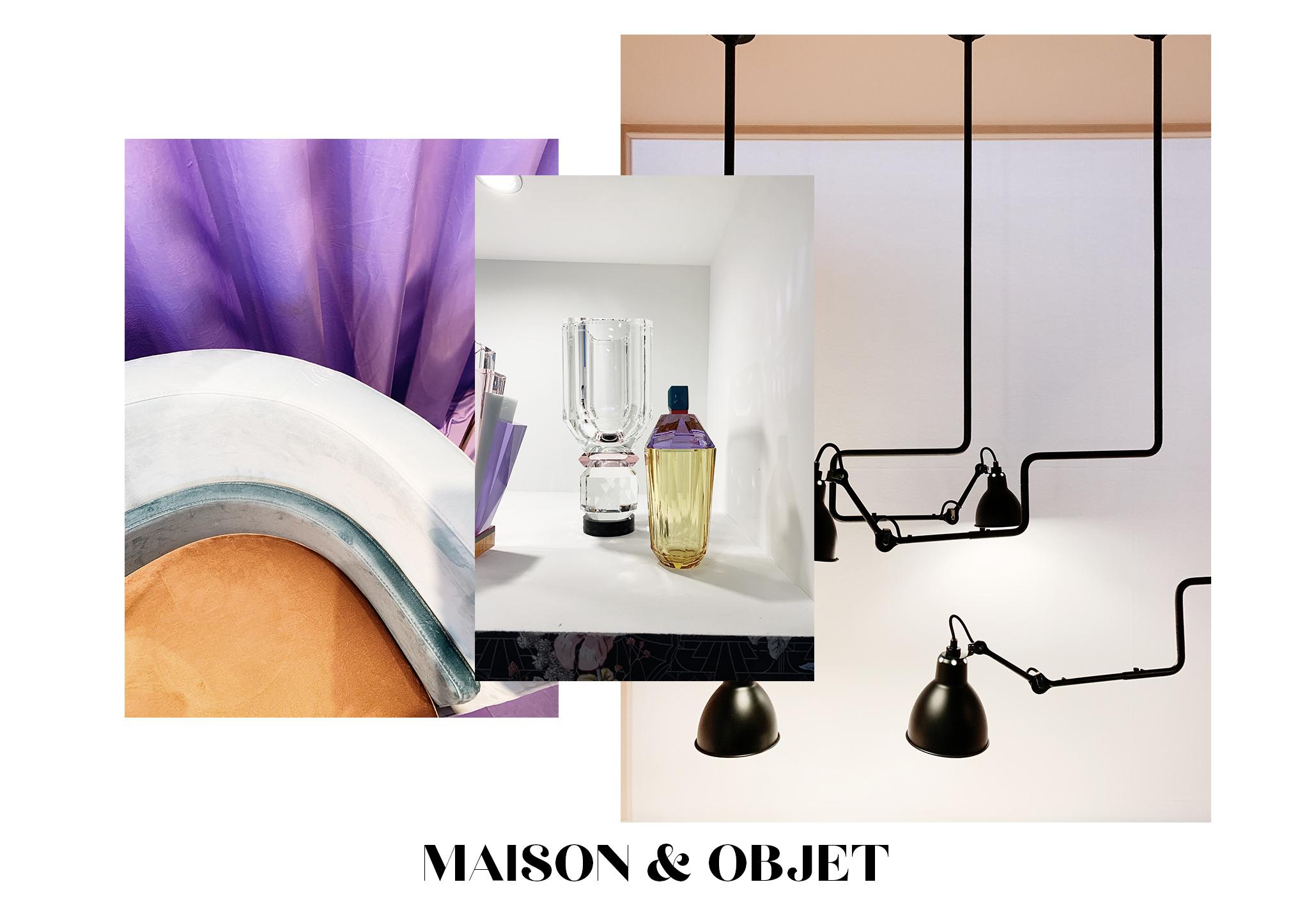 Entdeckungen von der Maison&Objet