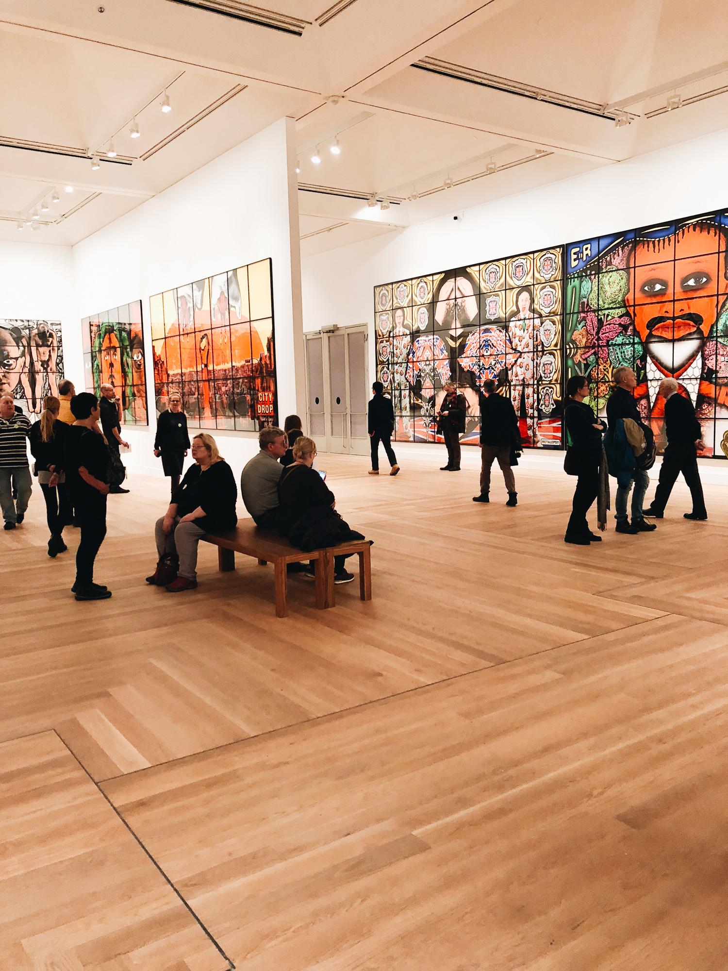 Gilbert&George Ausstellung