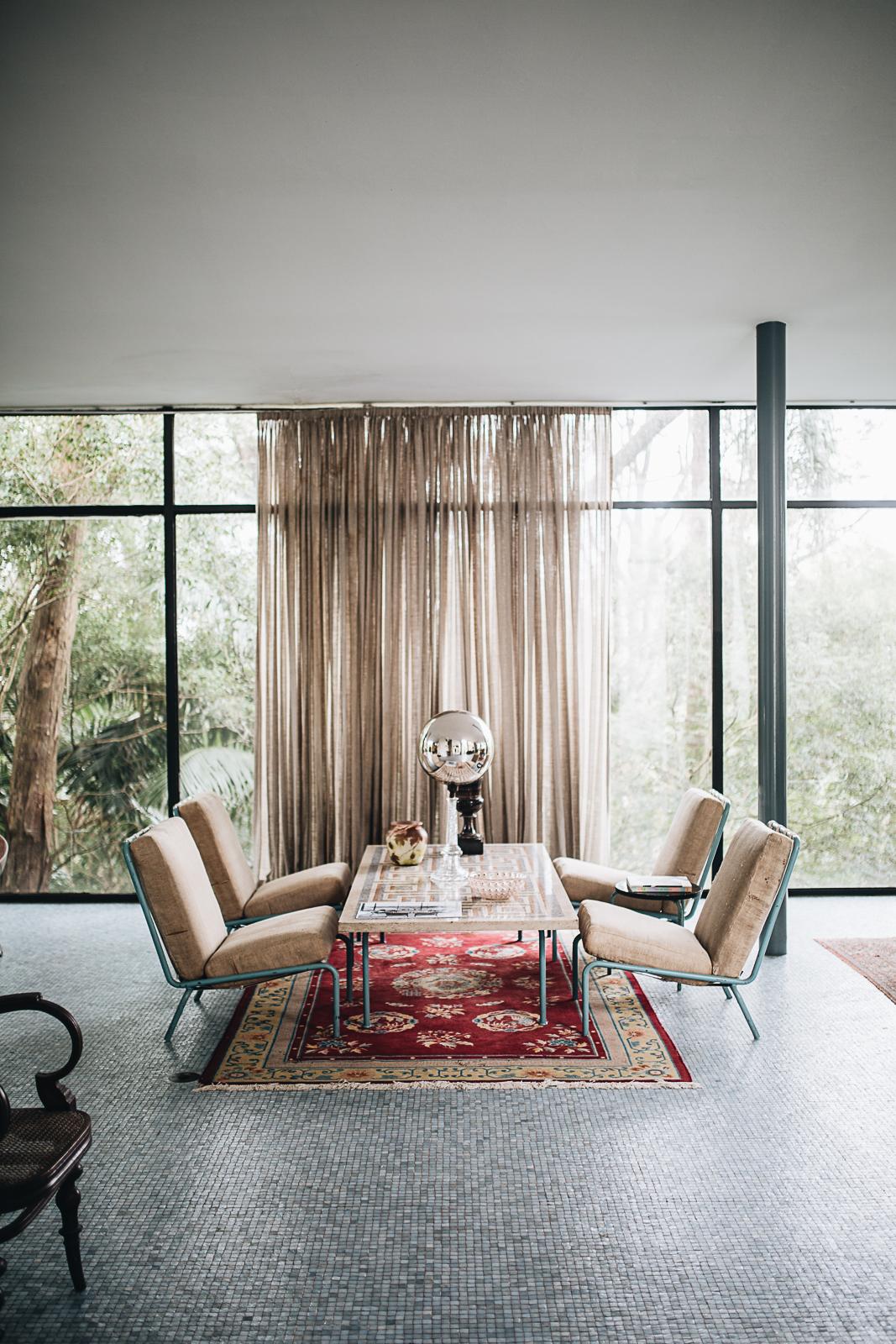 Zu Besuch im Glashaus von Lina Bo Bardi