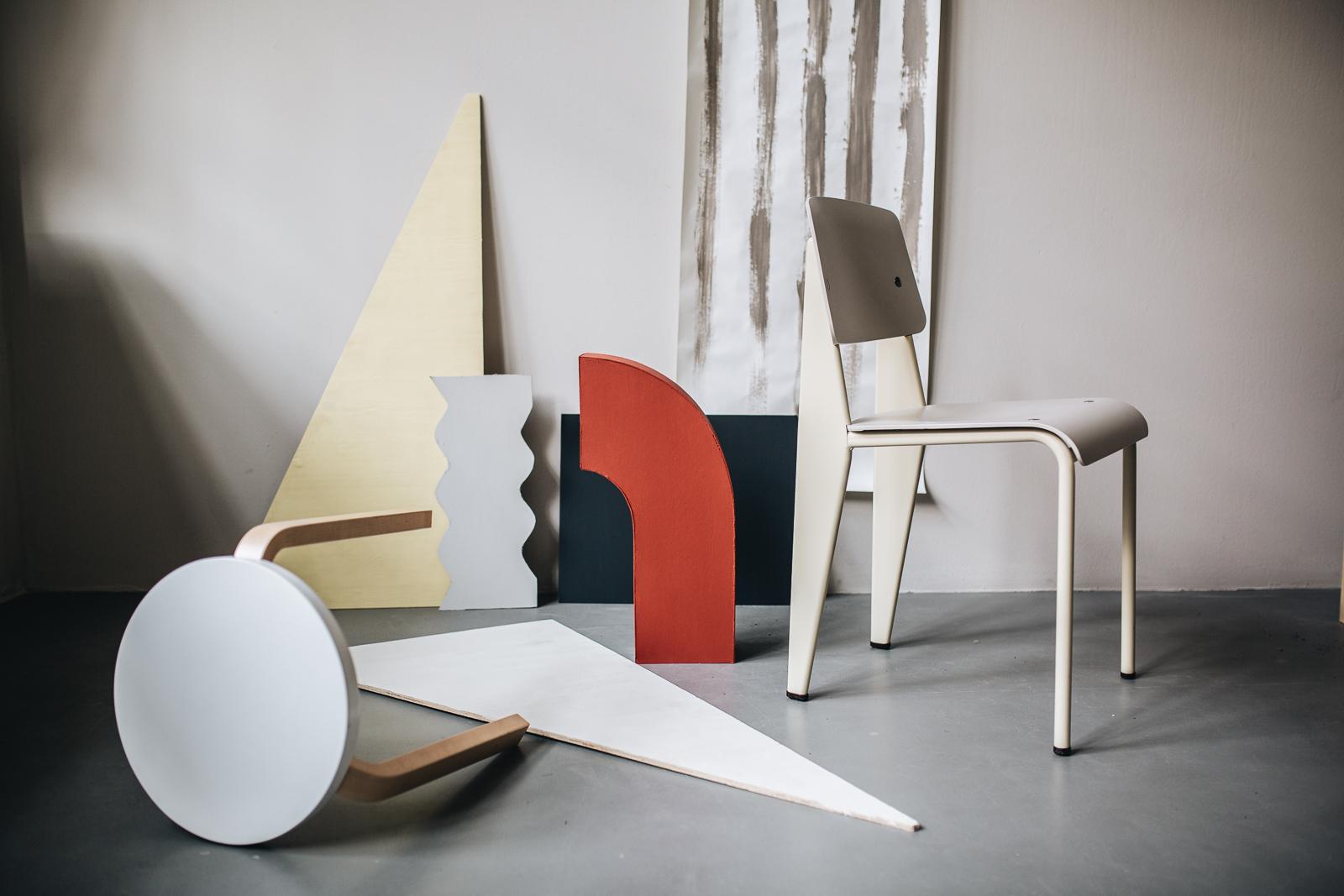 """Ganz nach Bauhaus! Die """"The Farrow & Ball New Modern"""" - Farbpalette"""