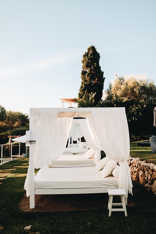 Strandbett Mallorca