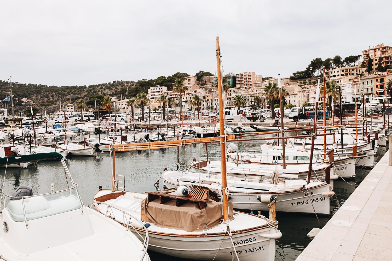 Soller Hafen Mallorca