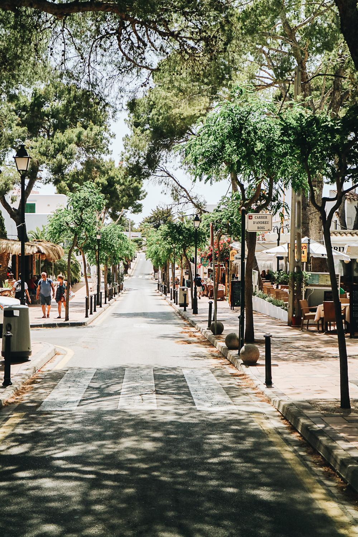Innenstadt von Cala d'Or