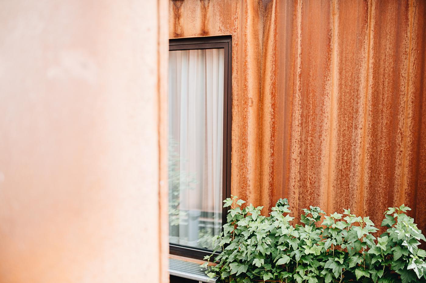 Sunny side up! Aufwachen in der grünen Oase des Boutique Hotel i31