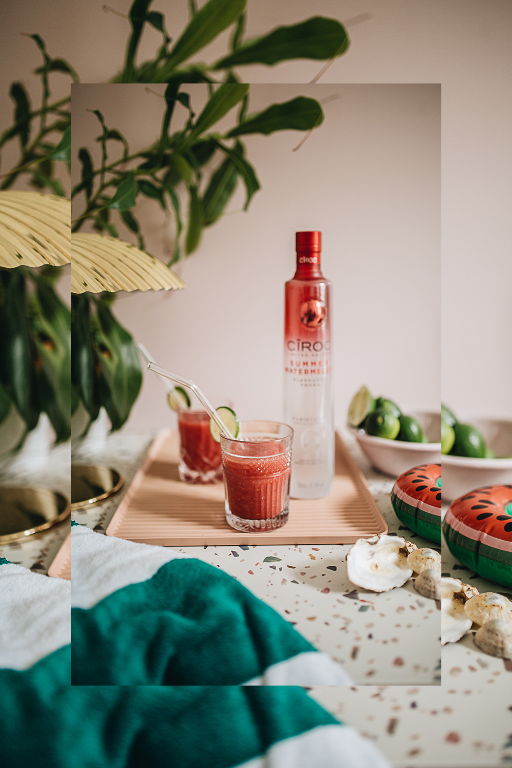 Friday-Drink: Cîroc Watermelon Slushy