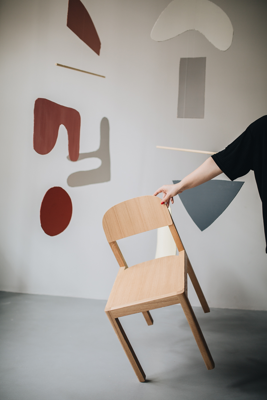 Setz Dich! - Workshop Chair von Muuto