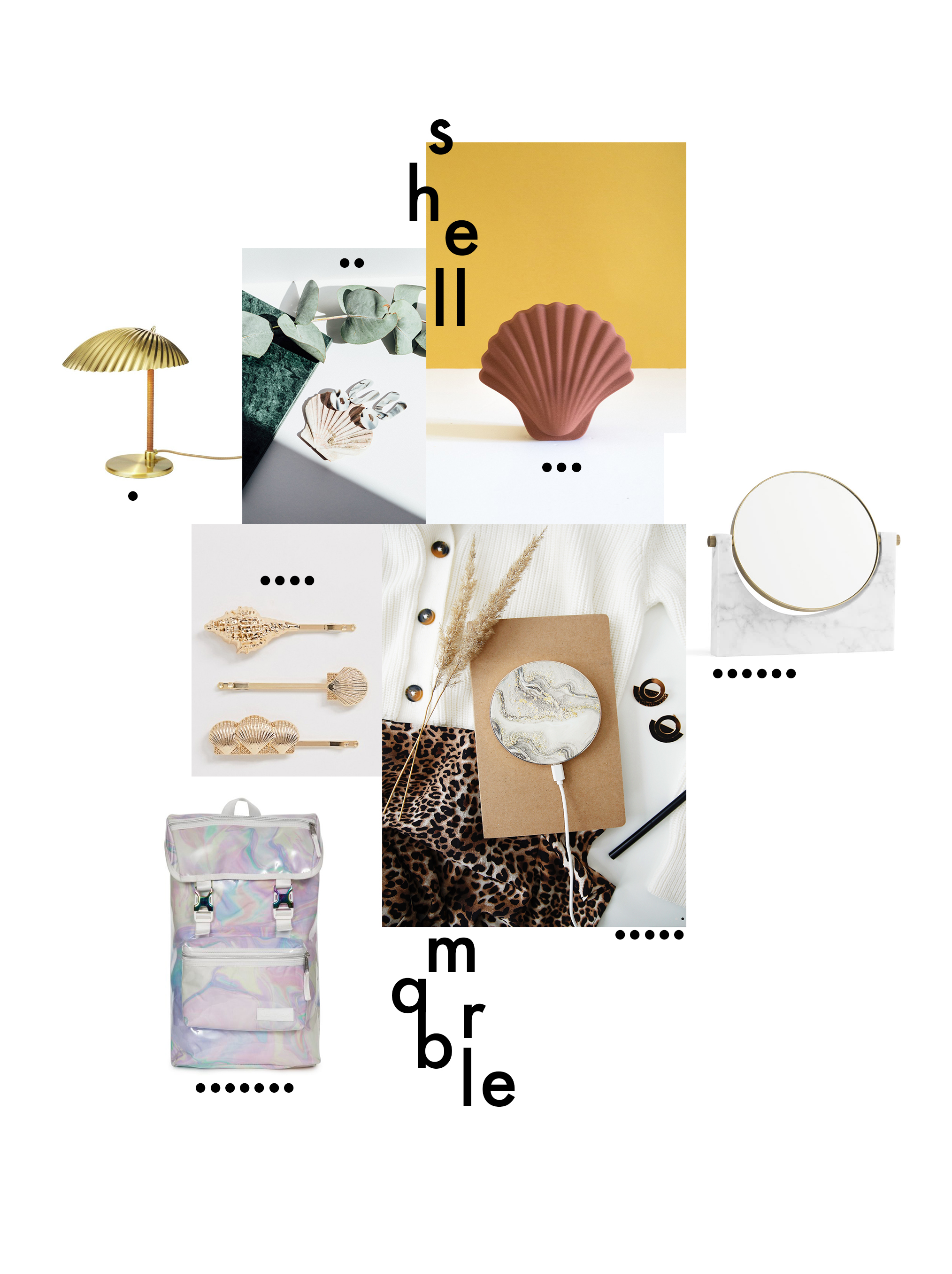 Seashell Vibes x Marblemania