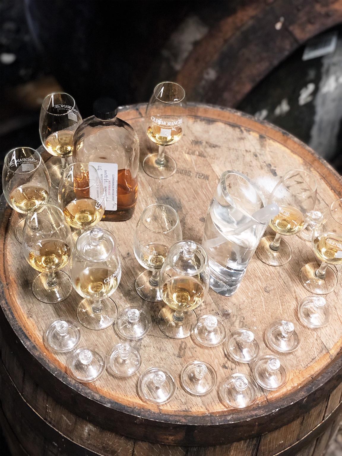Glenmorangie Herz&Blut Clos19 Whisky Tatsing