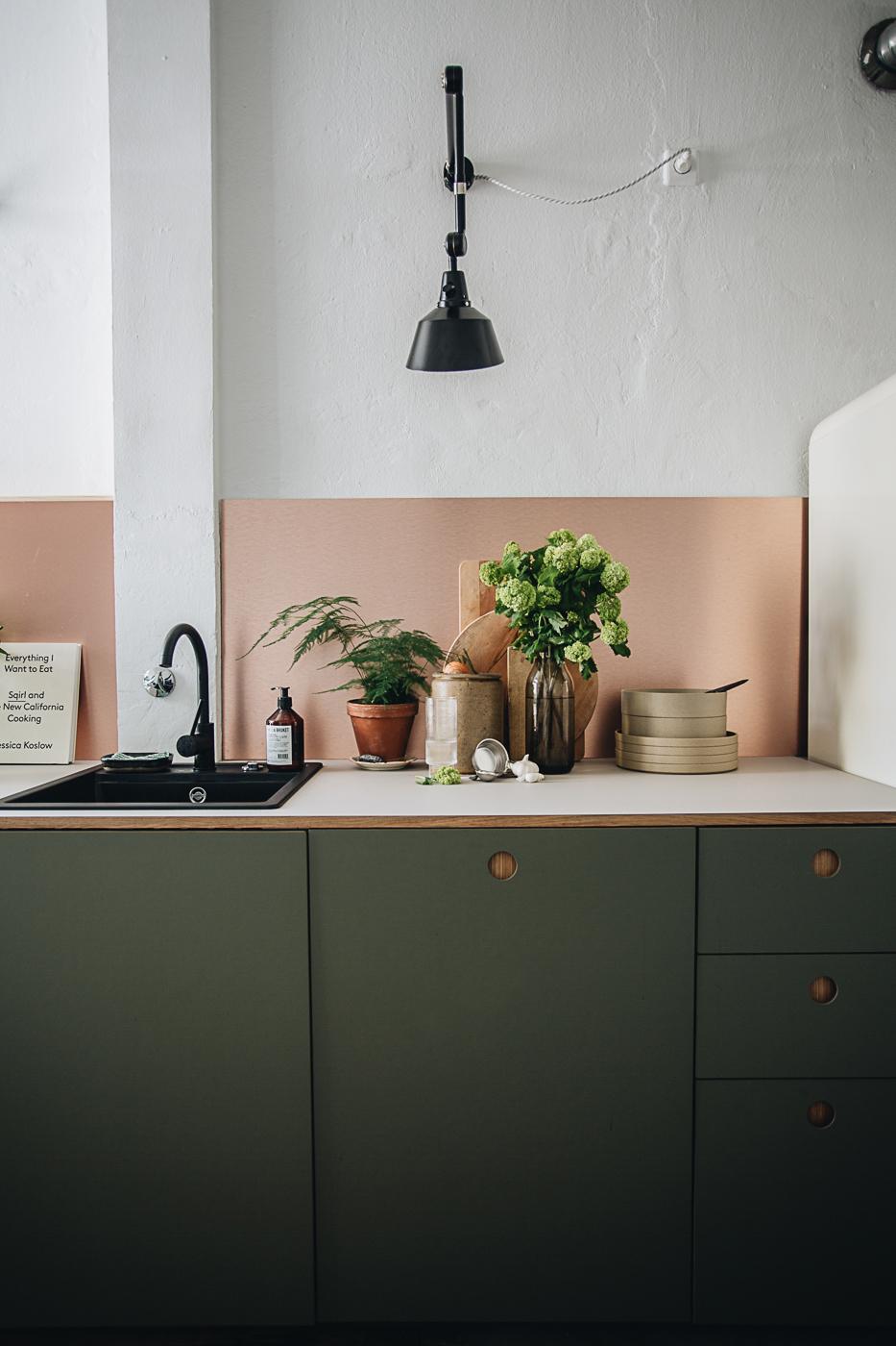 herzstück: küche mit reform — herz und blut - interior