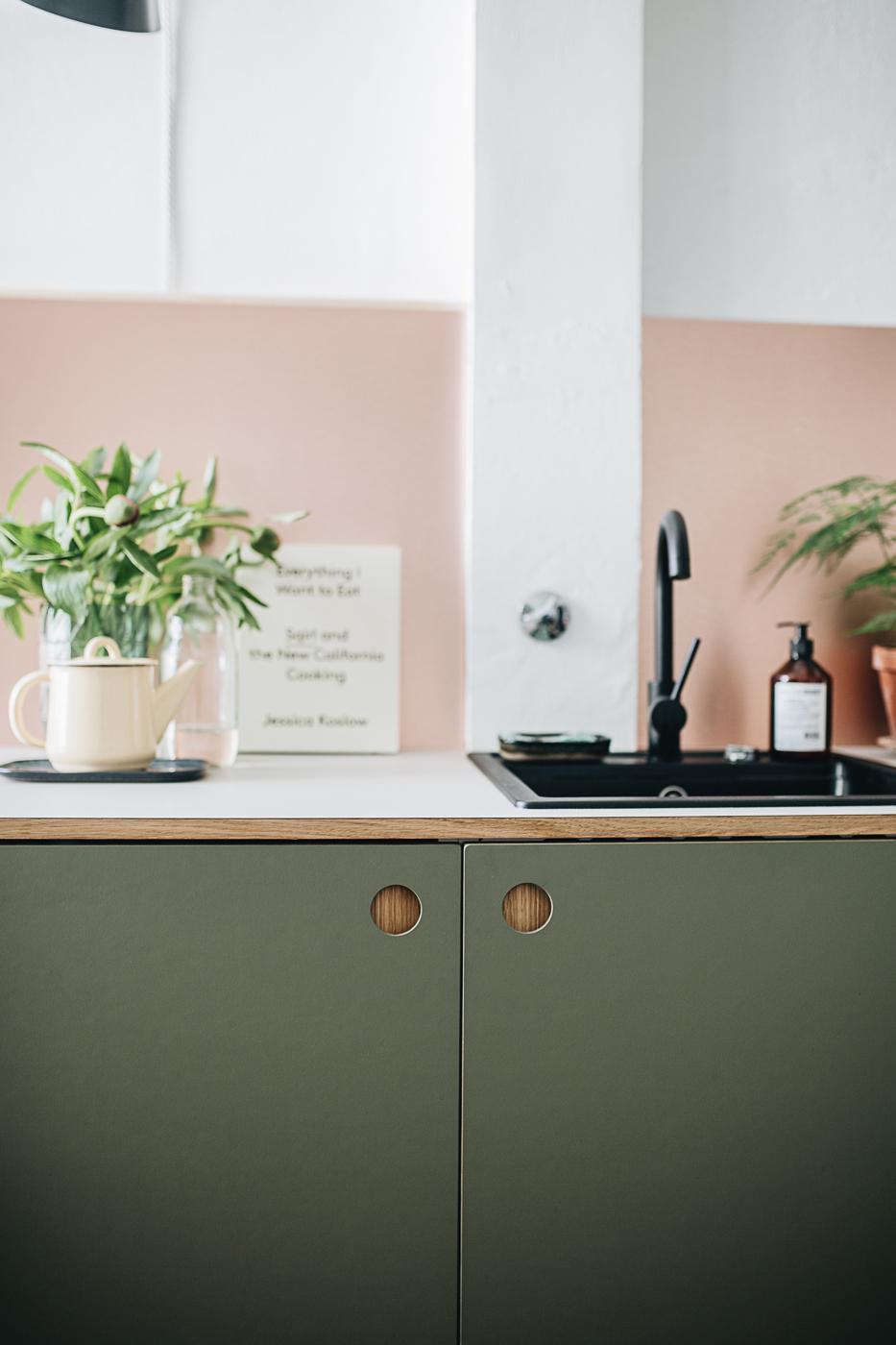 Herzstück Küche mit Reform