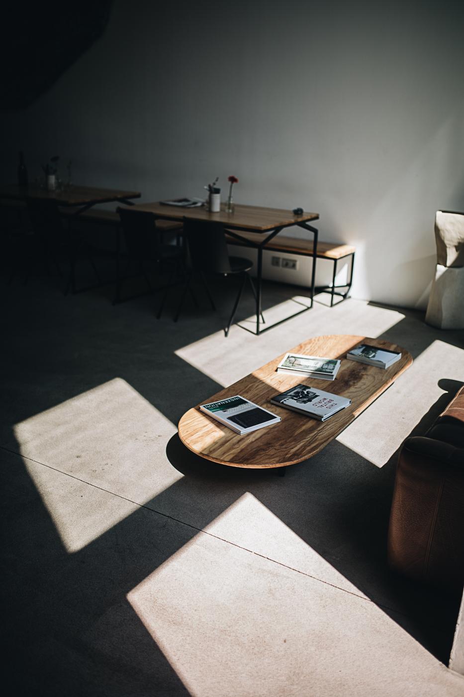 Zu Tisch im Baldon