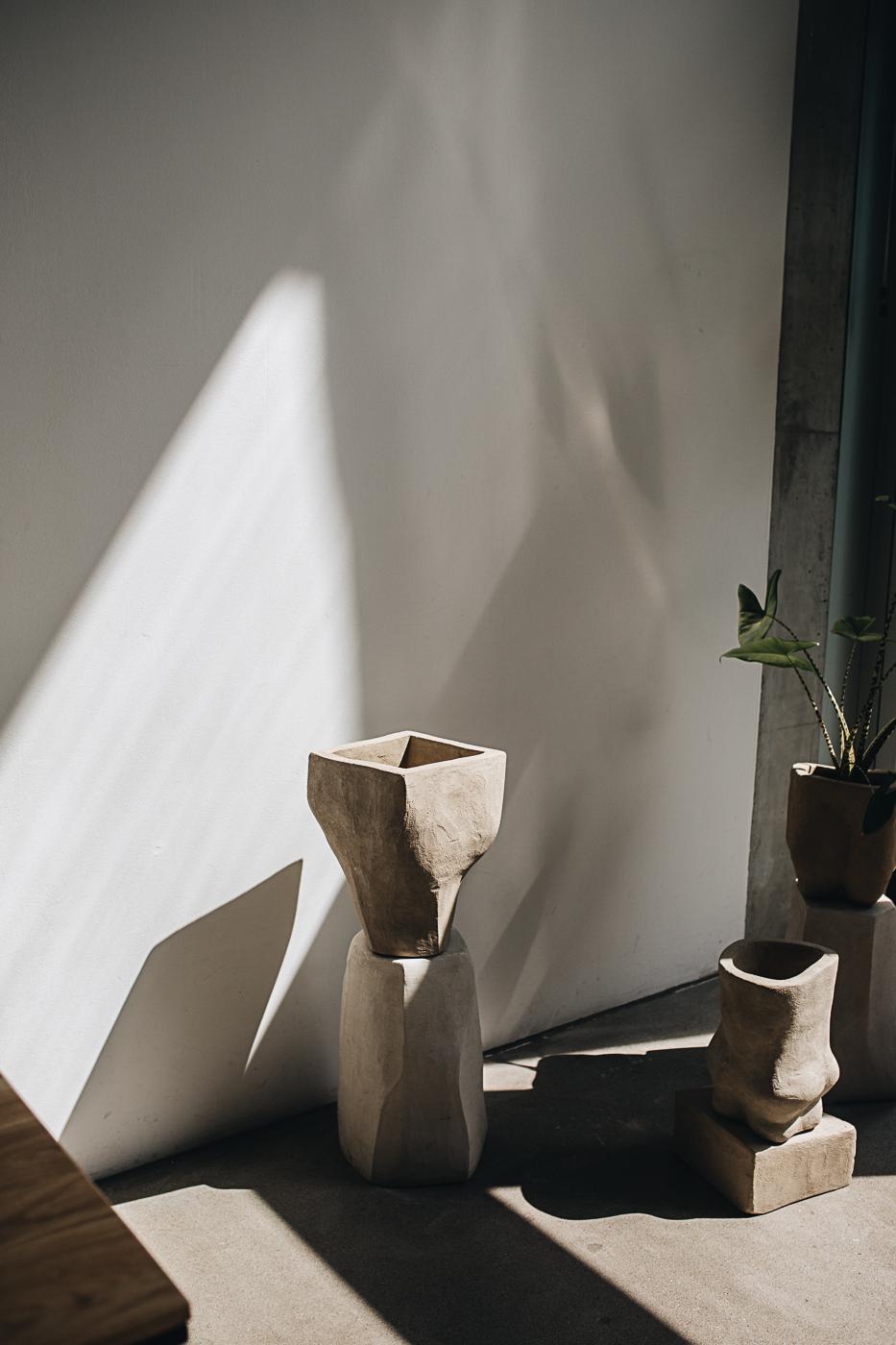 Skulpturen: Yasmin Bawa