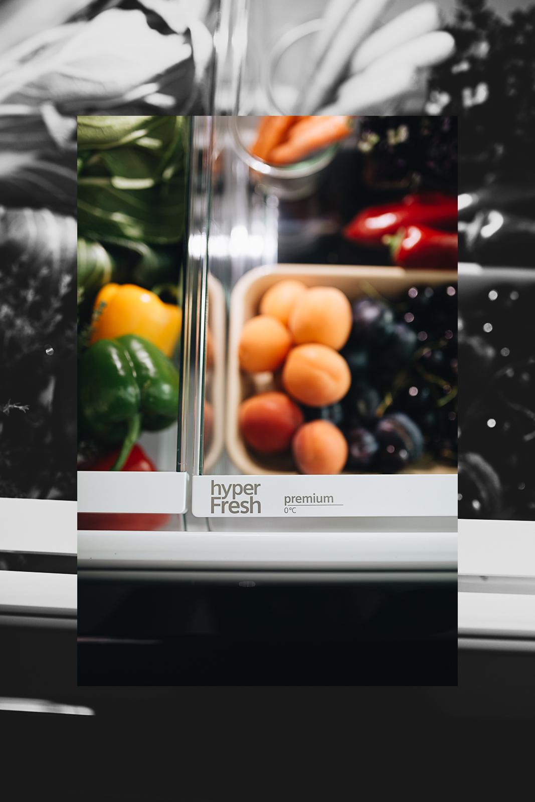 Erntefrisches aus dem Kühlschrank