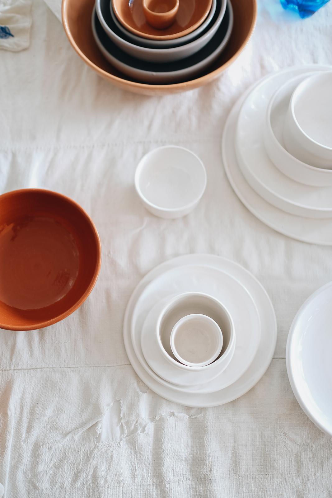 Dall'amore per la ceramica! Zu Besuch bei Iris Roth
