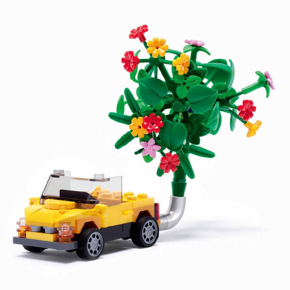 Rebuild the World mit Lego