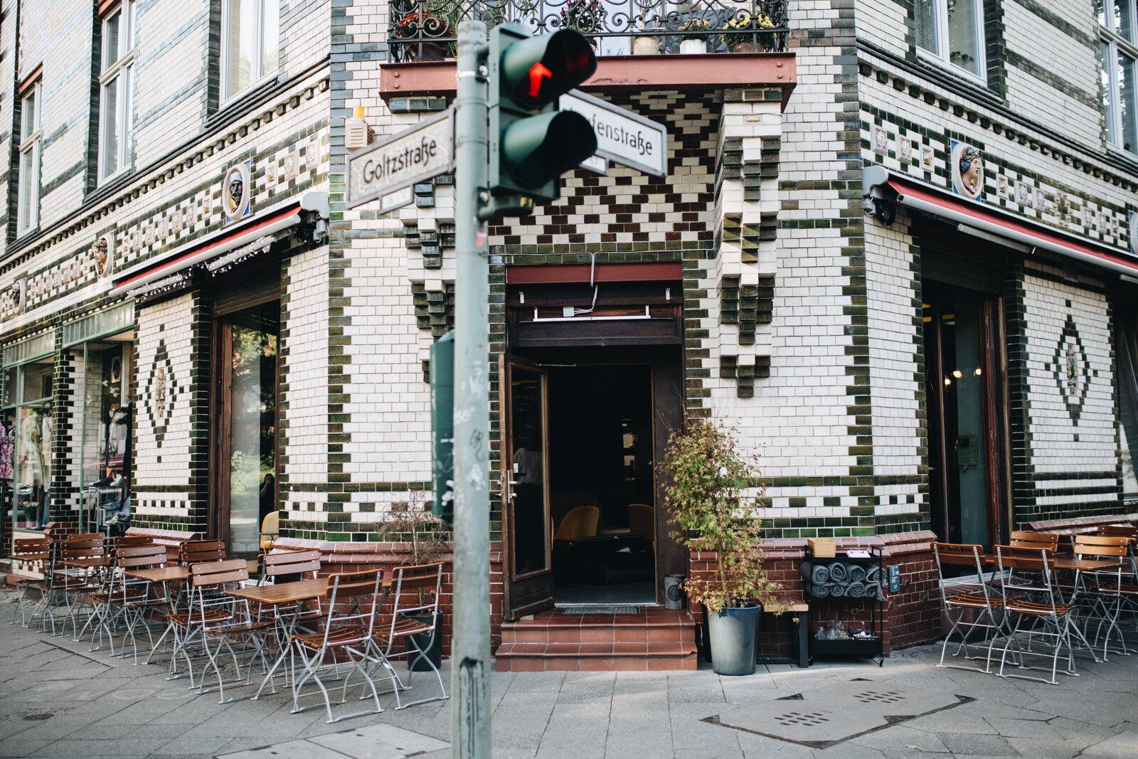 Klinker, Restaurant, Akazienkiez, Bonvivant