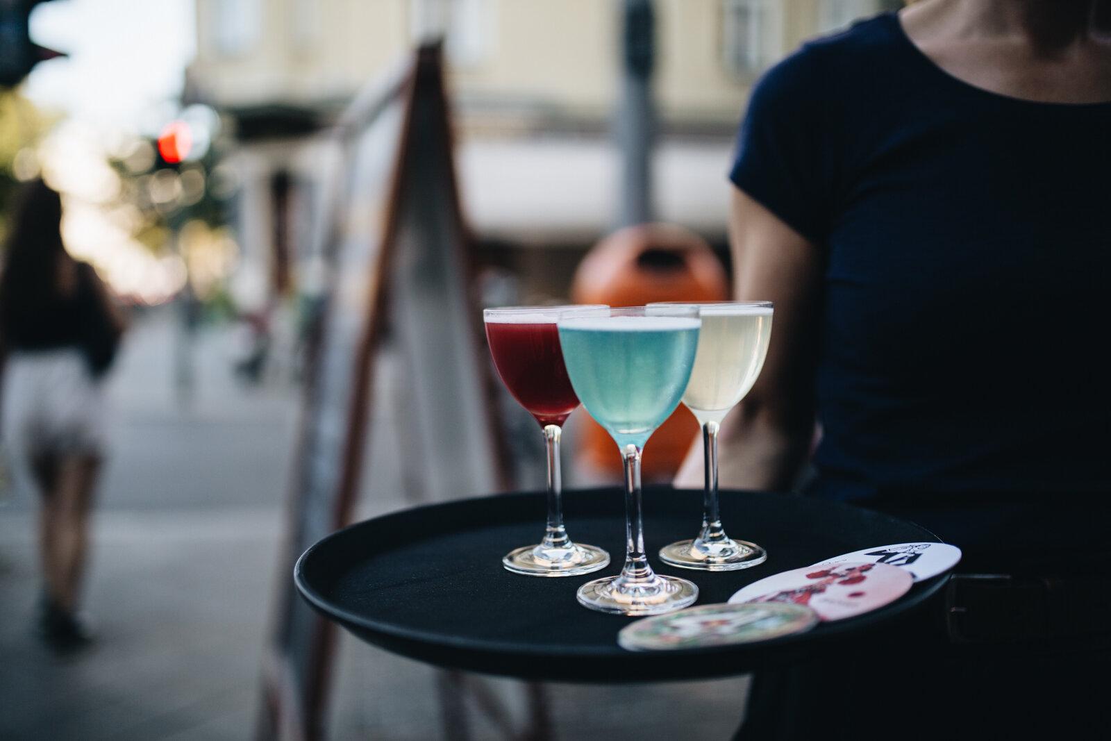 Cocktails, Yvonne Rahm, Shoot, Drinks