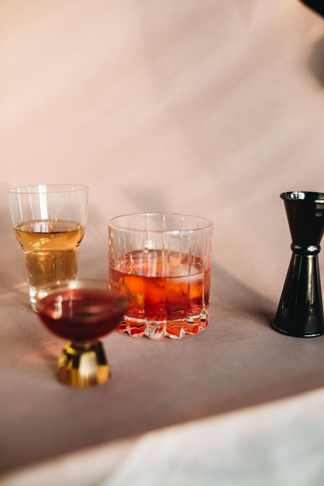 Friday-Drink: Japanese Negroni mit Roku Gin