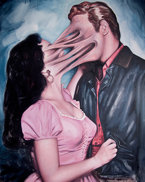 supersonicelectronic :        Nathan James.     Paintings by Nathan James:    Read More